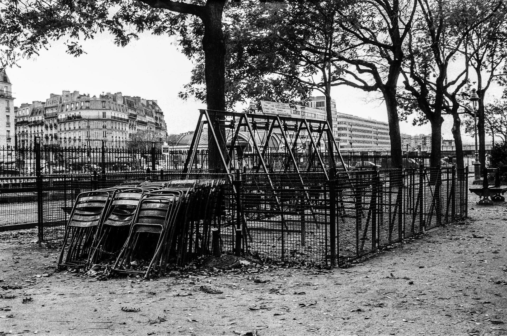 Square des Batignolles
