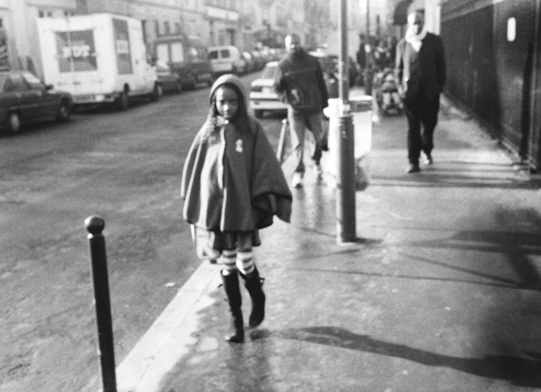 REMAKE - La fille dans la rue