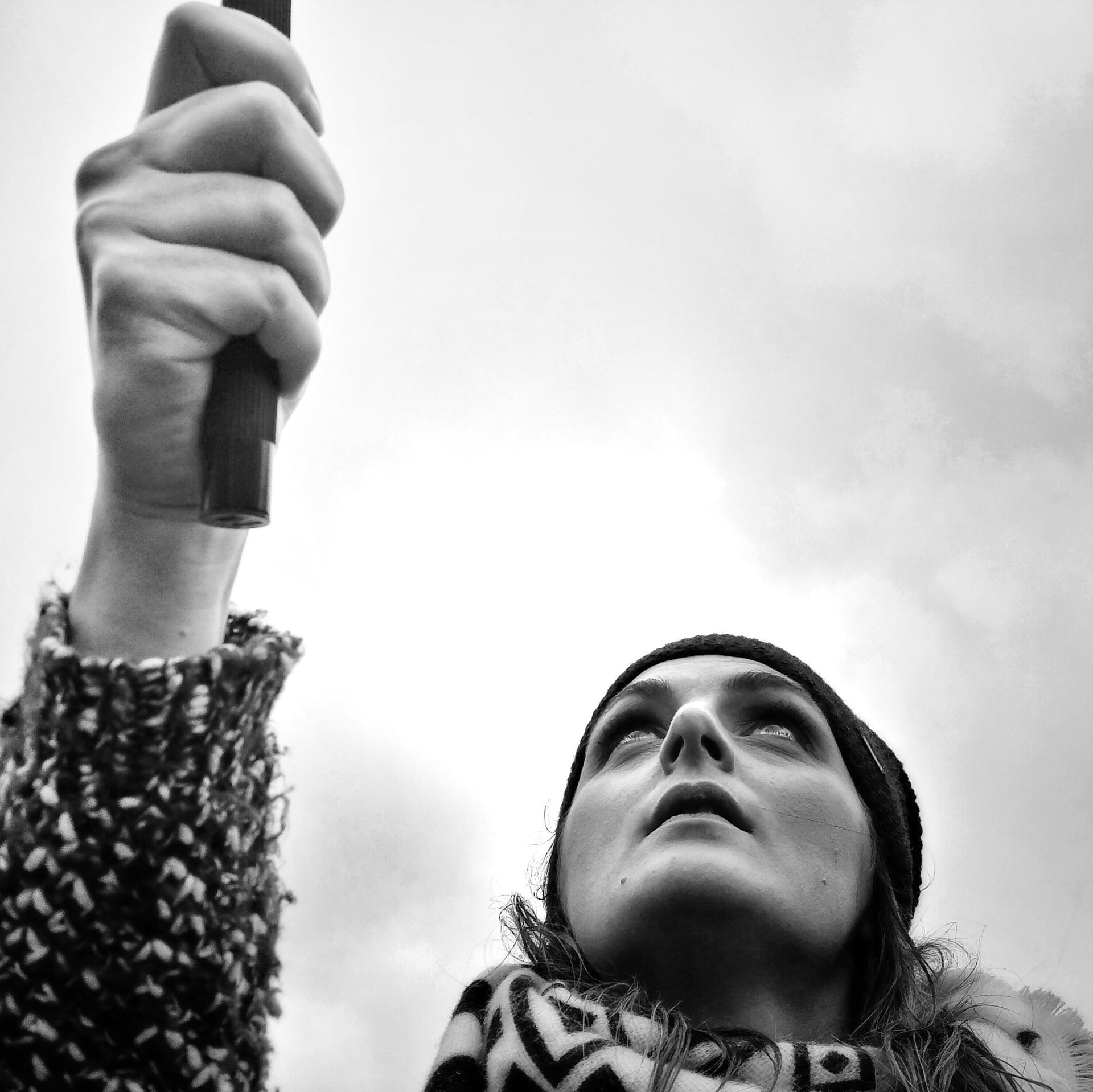 Marianne, l'instagrameuse de la liberté