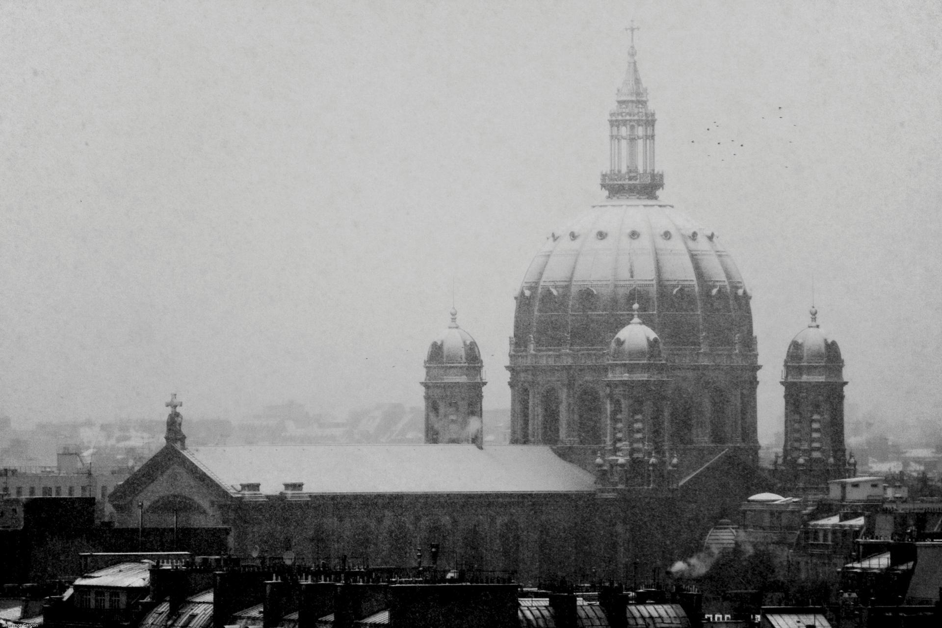 Les neiges de Saint Augustin