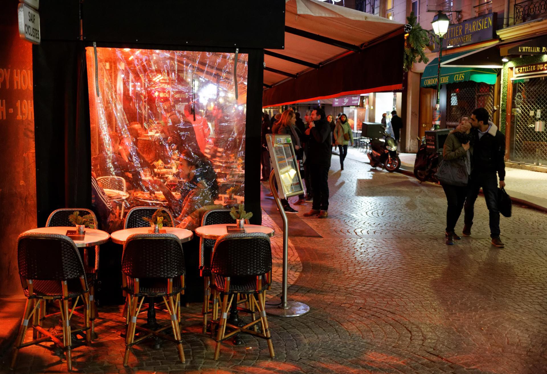 Rue Montorgueil.