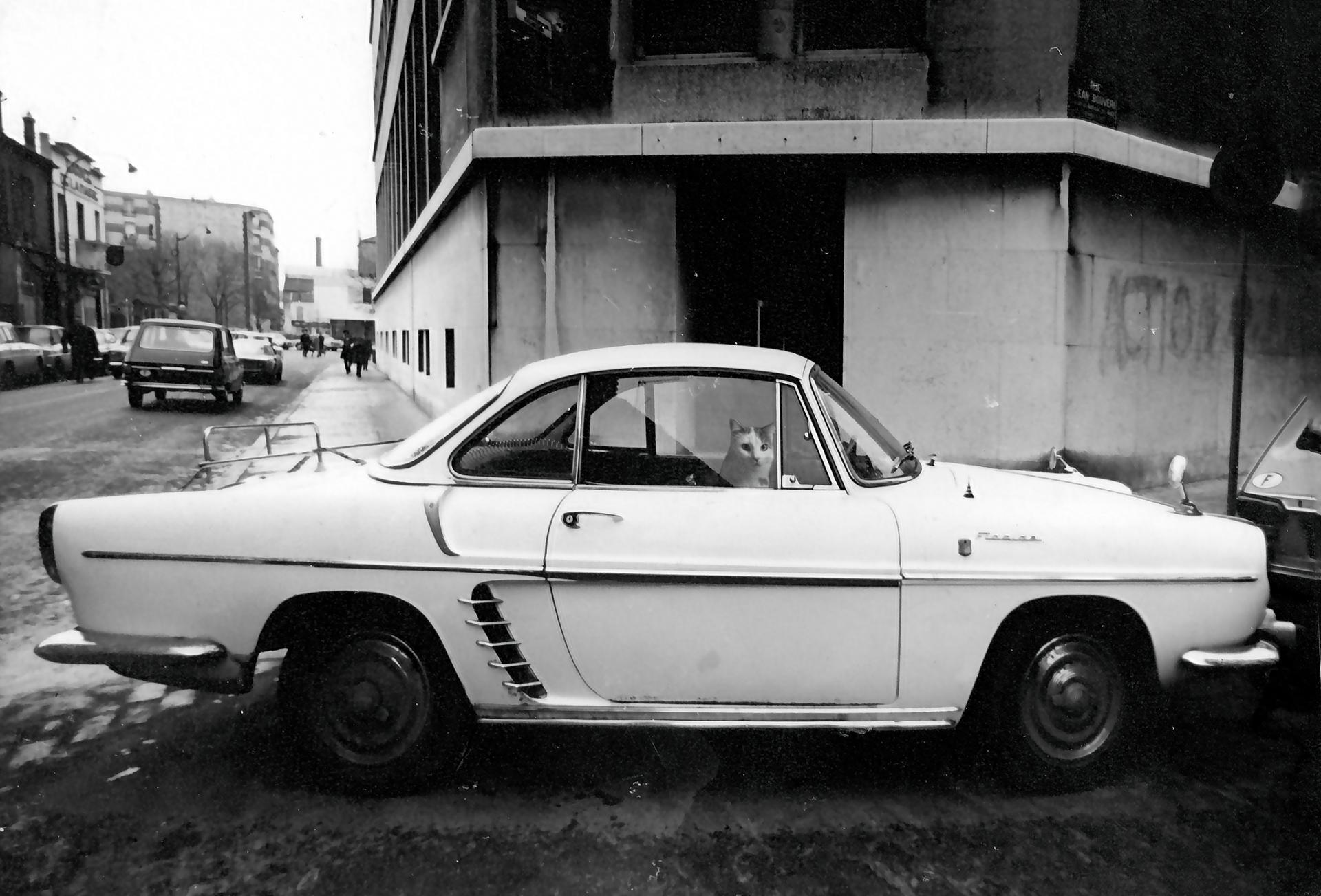 Première voiture 1969