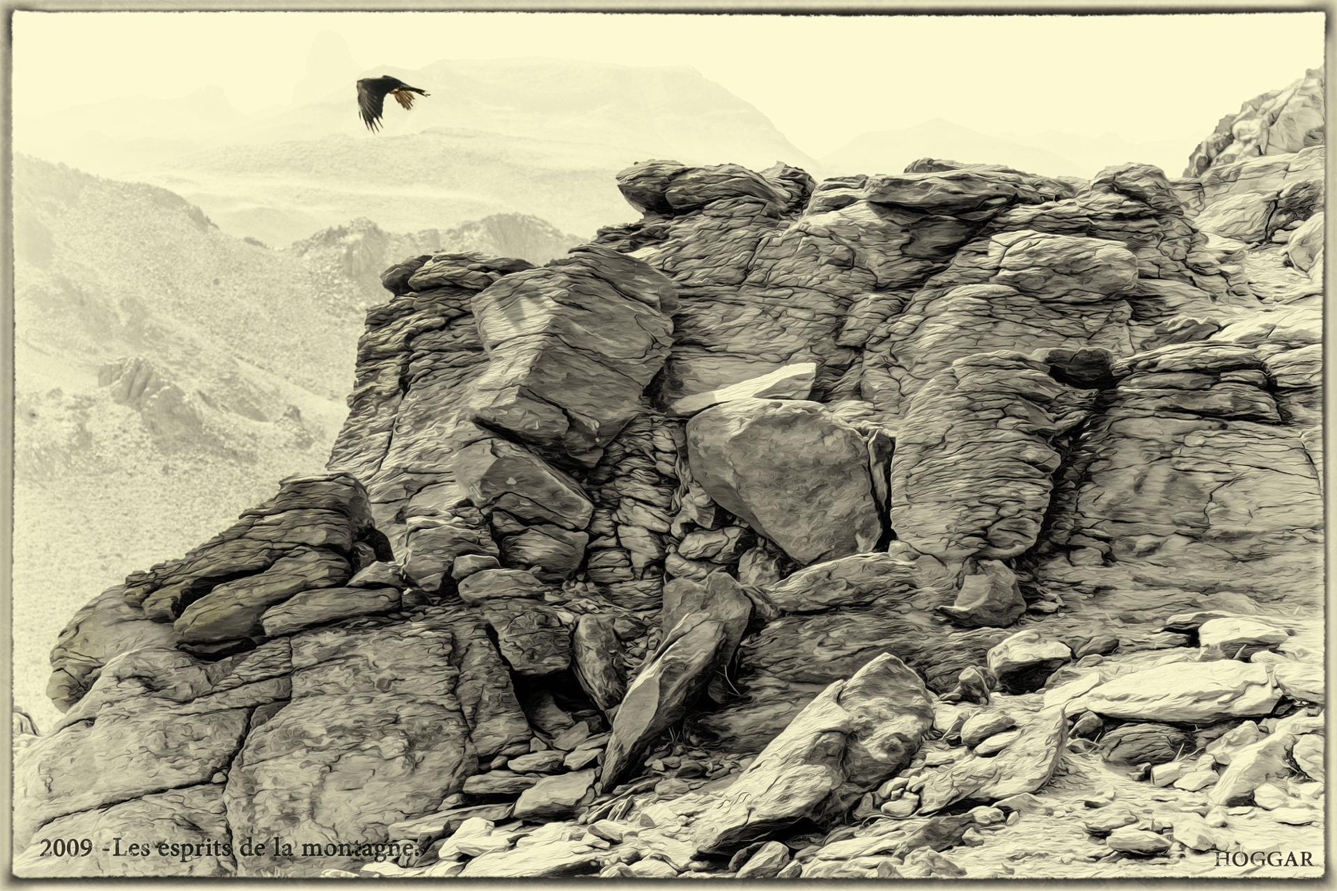 Les esprits de la Montagne.