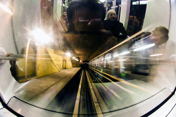 Deep metro