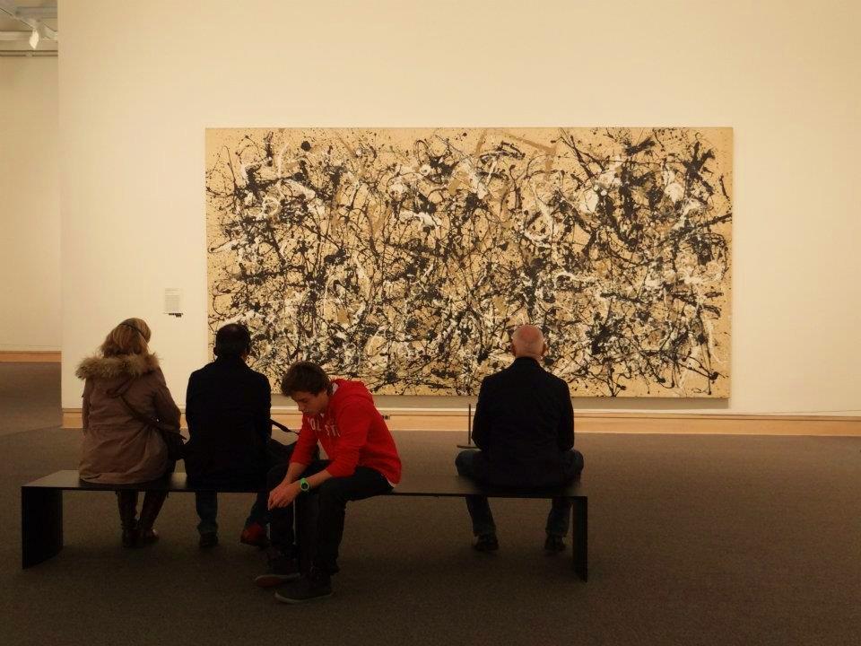 Les générations et l'art