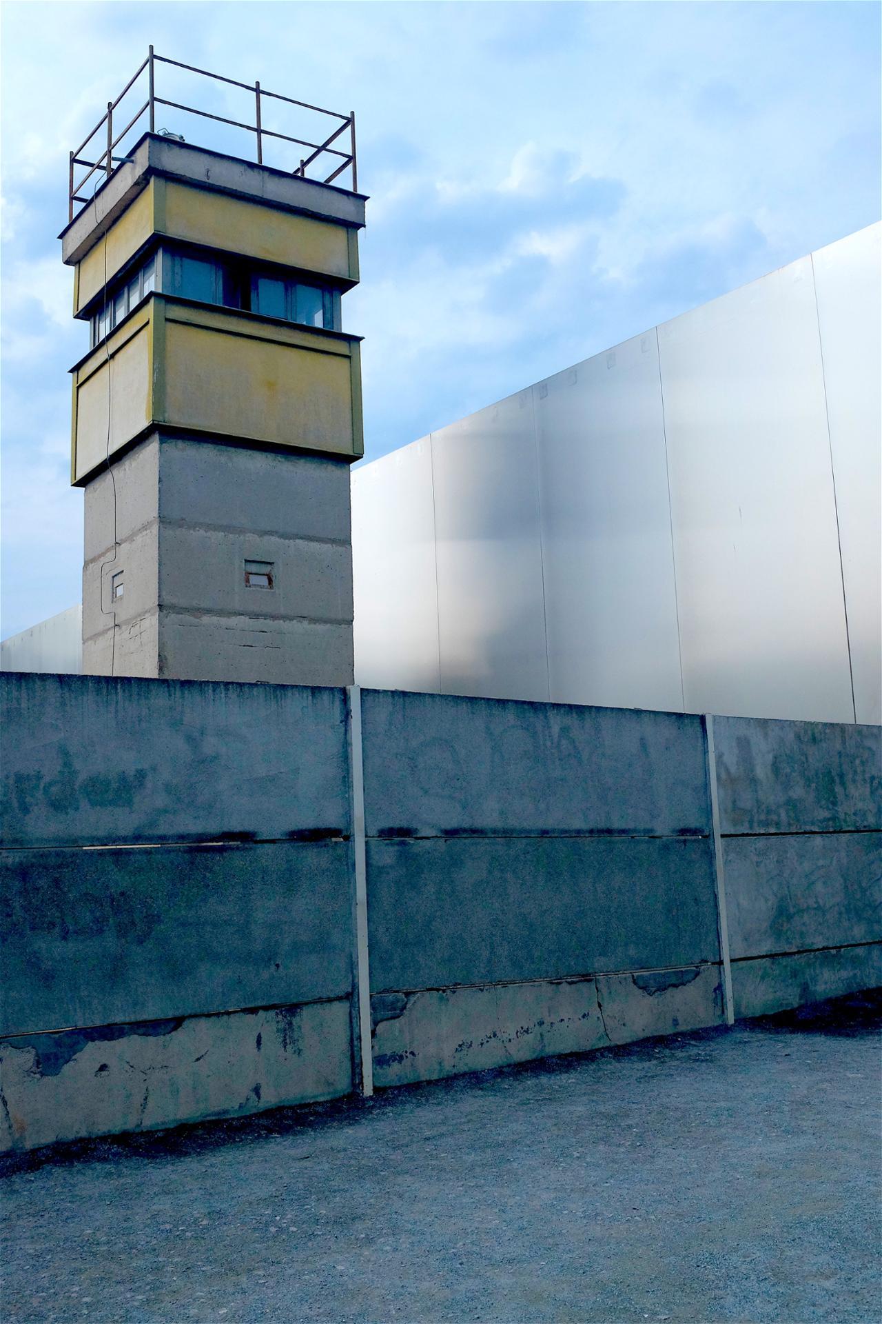 BERLIN, MUR 1961-1989