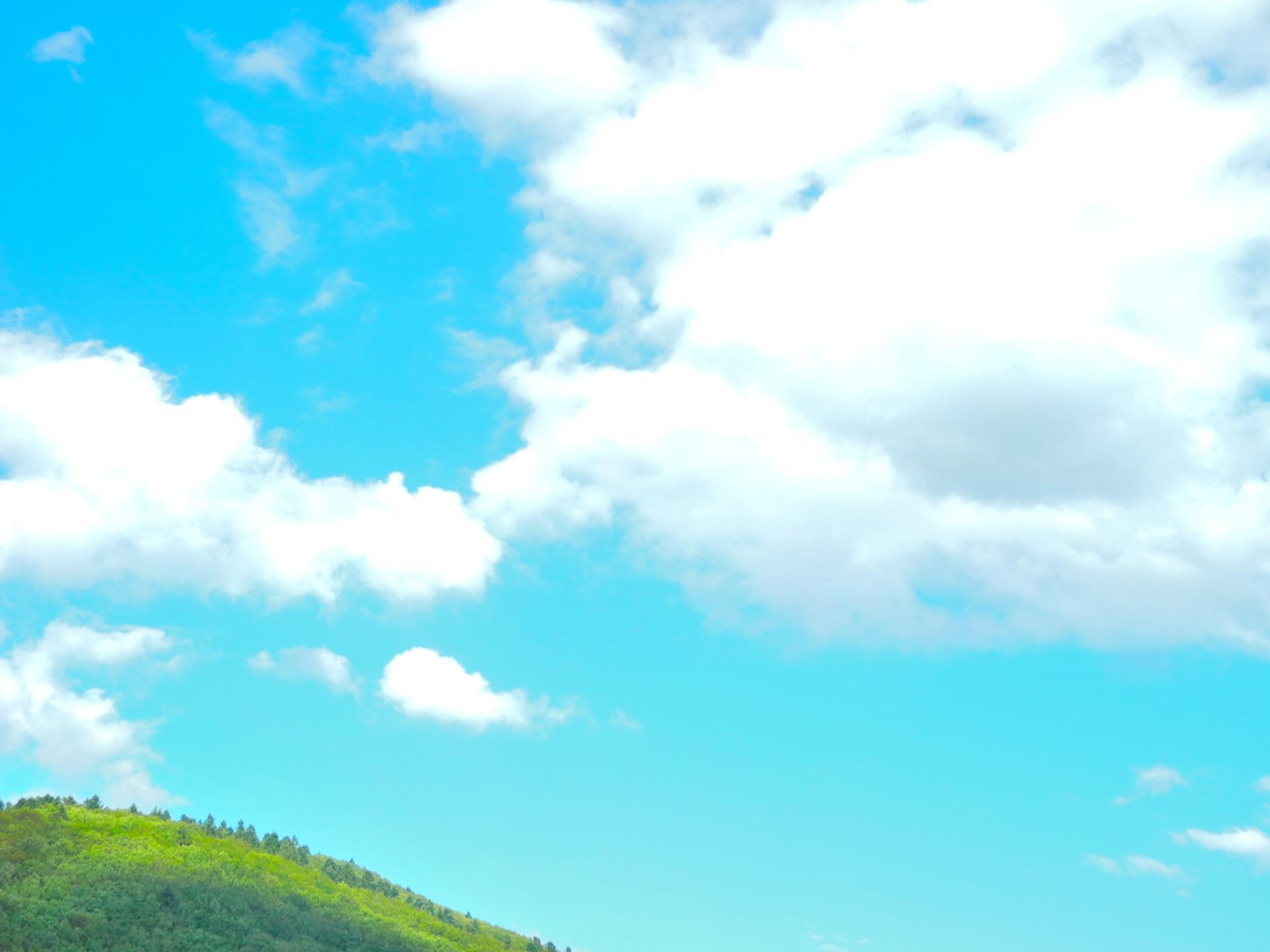 Ciel de la colline
