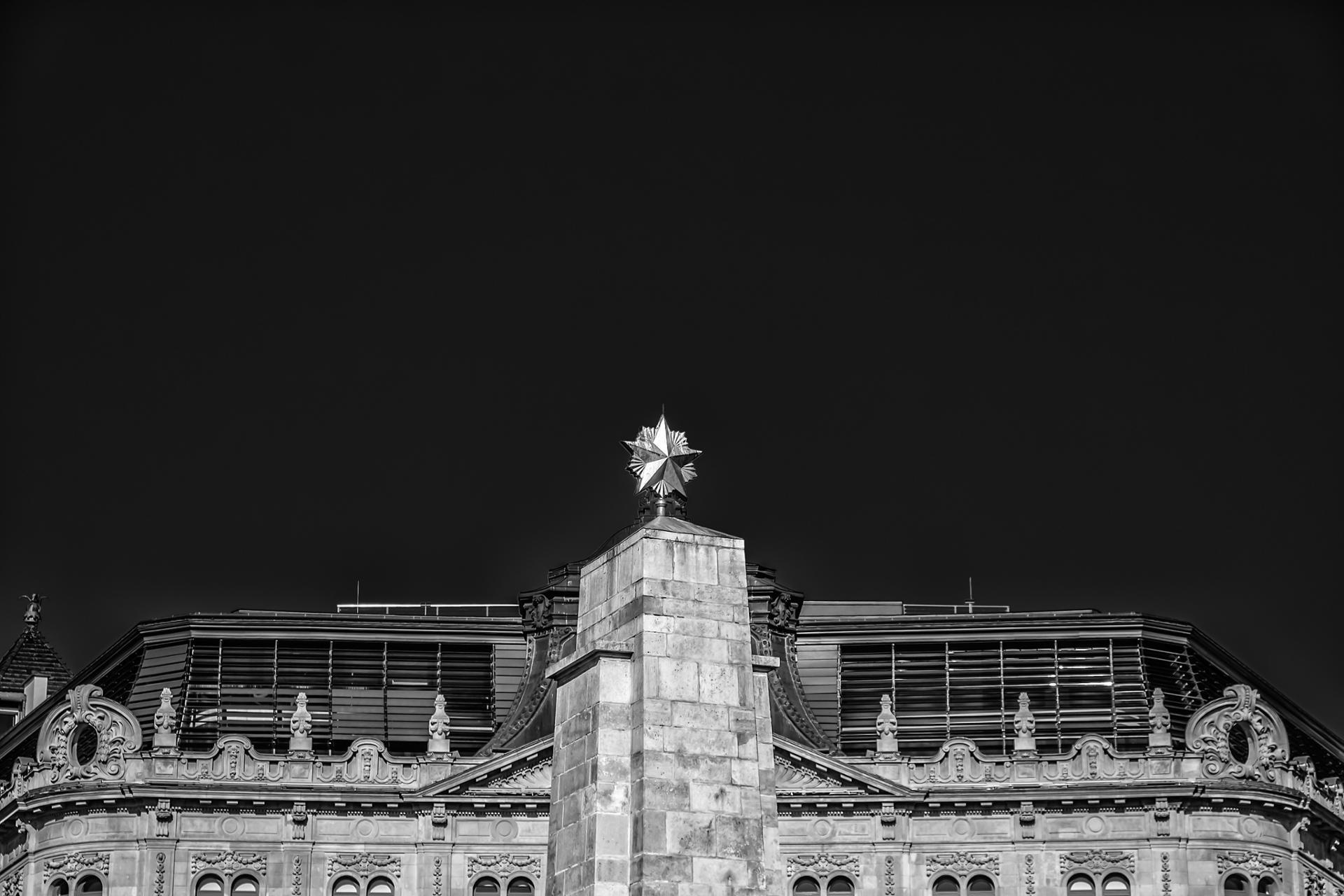 Budapest Mémorial aux héros soviétiques
