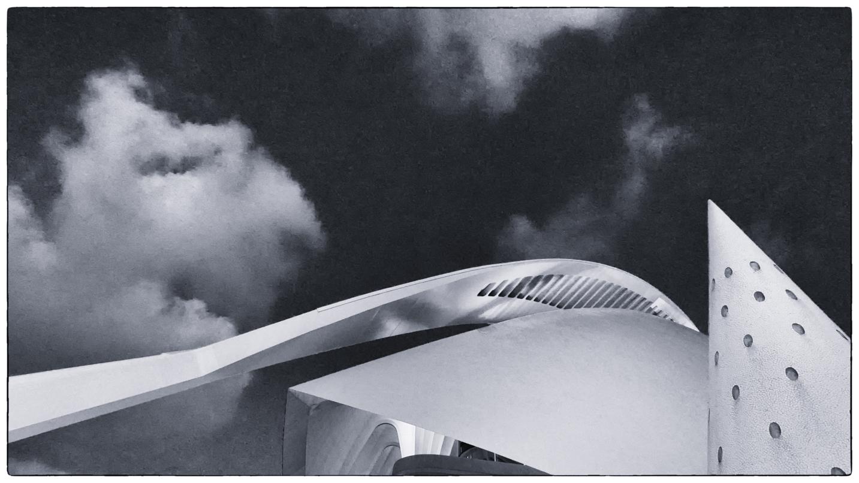 mystérieuse architecture