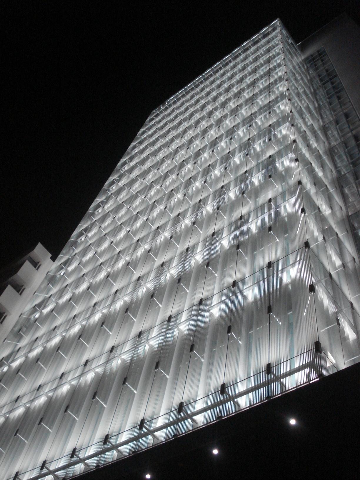 Façade d'immeuble, Tokyo