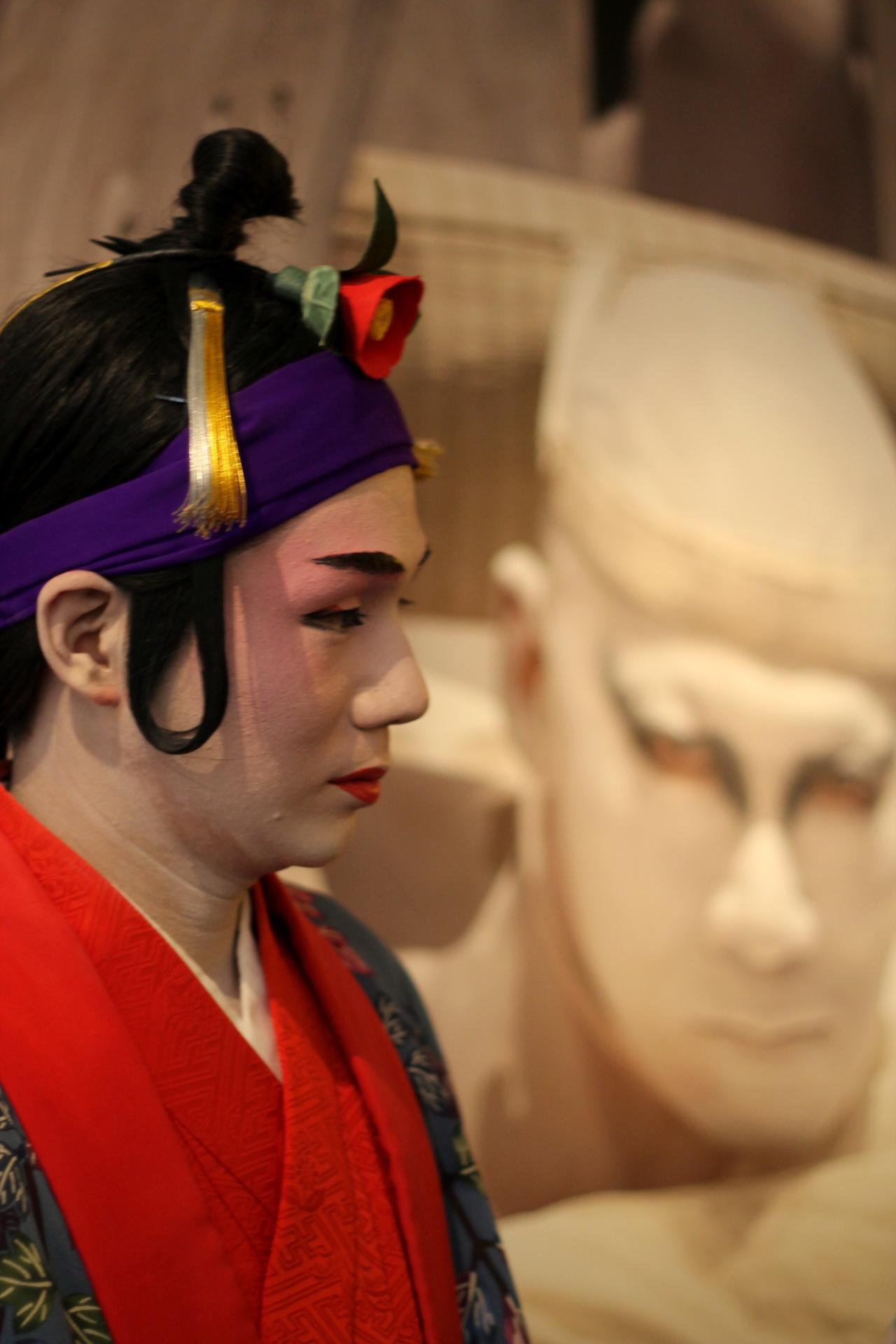 danseur d'Okinawa photo de jean couturier