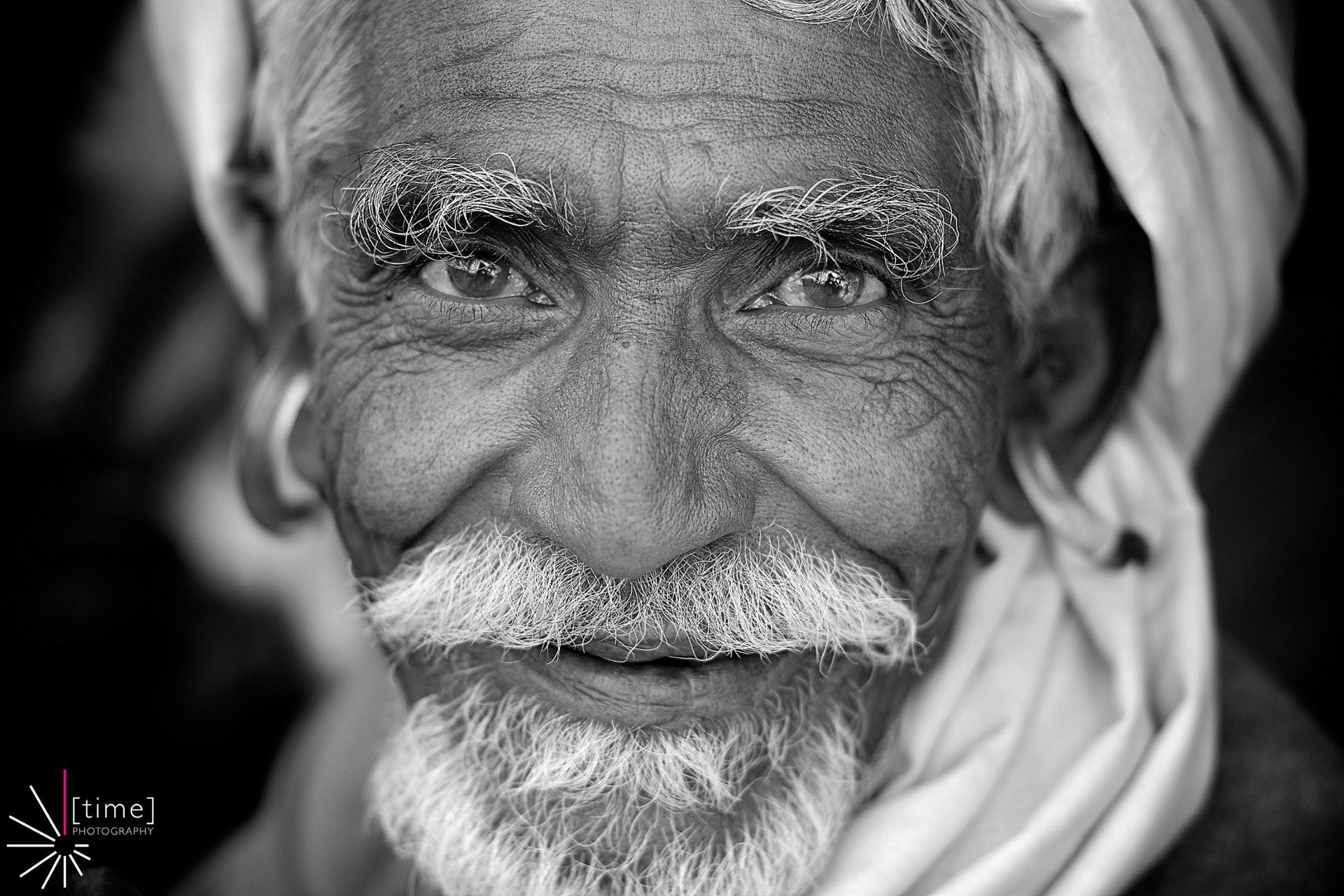 An old Man in Jodhpur