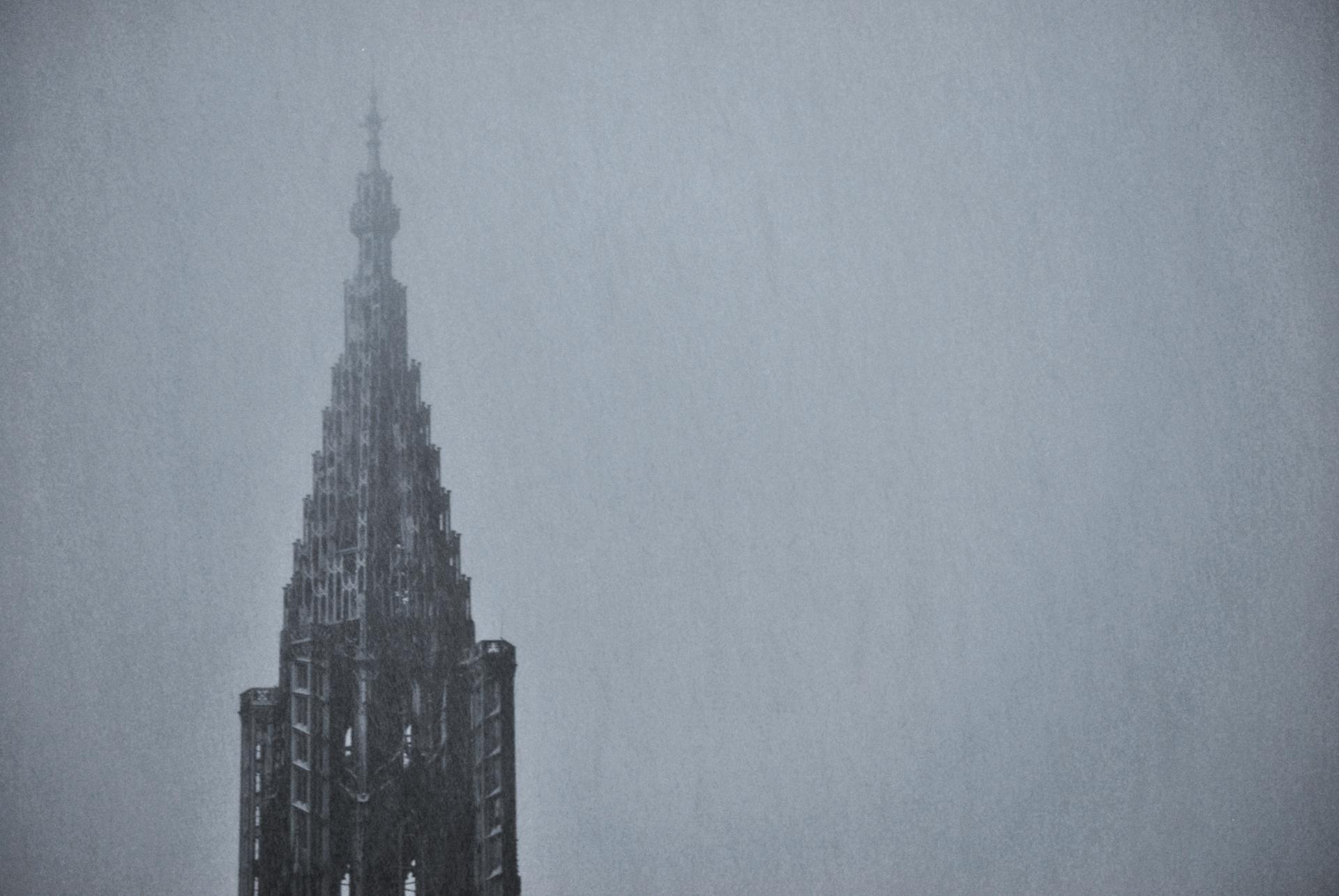 Neige sur Notre-Dame