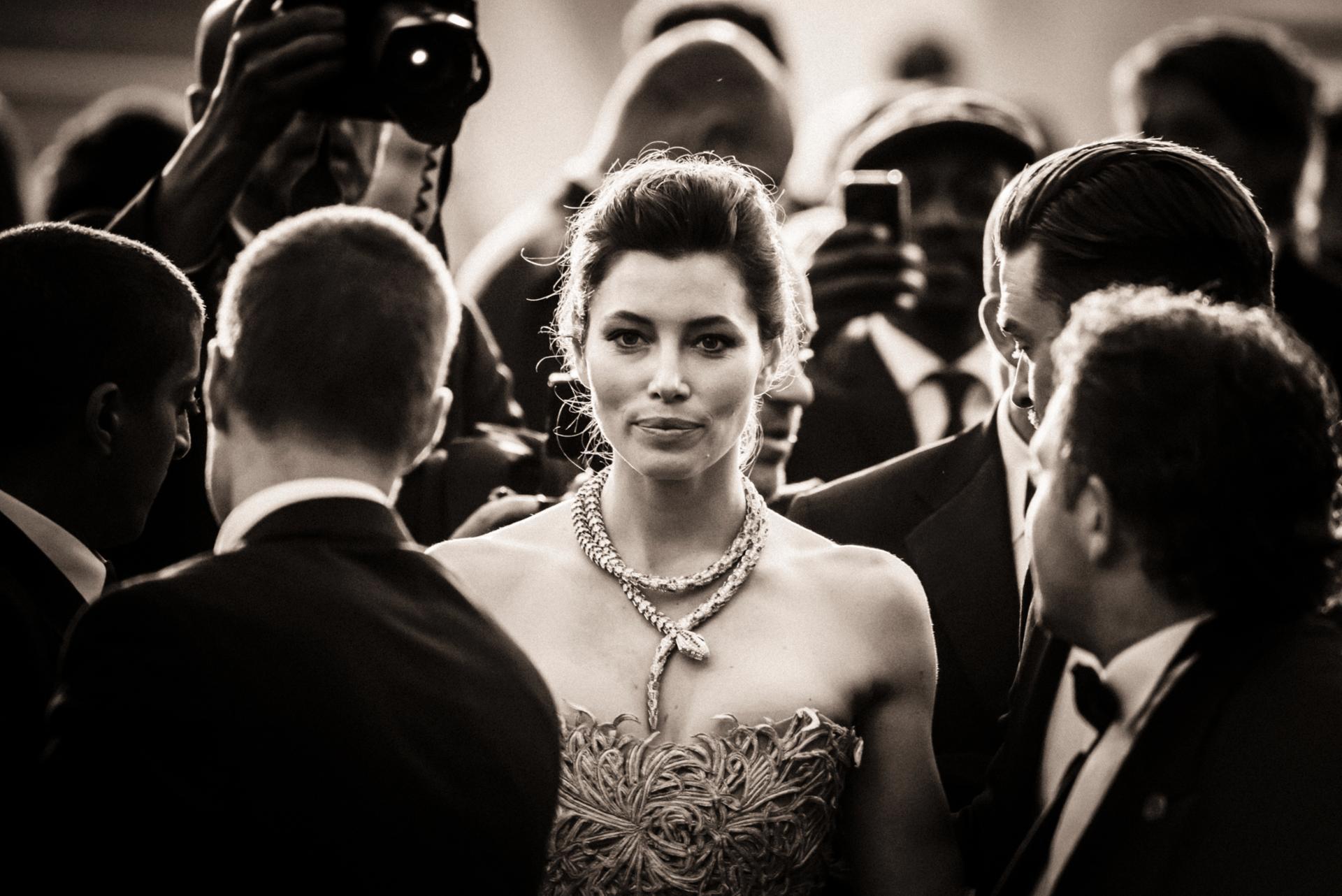 Jessica Biel-Festival de Cannes