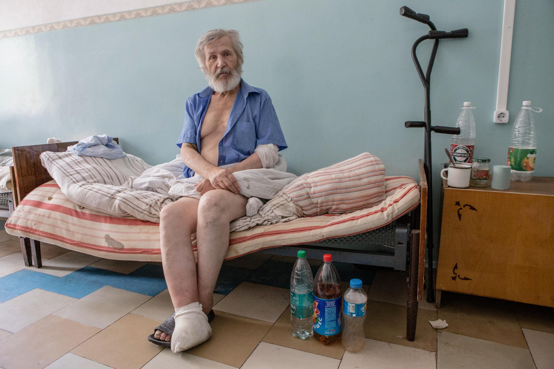 Ukraine War : Portrait of Donbass