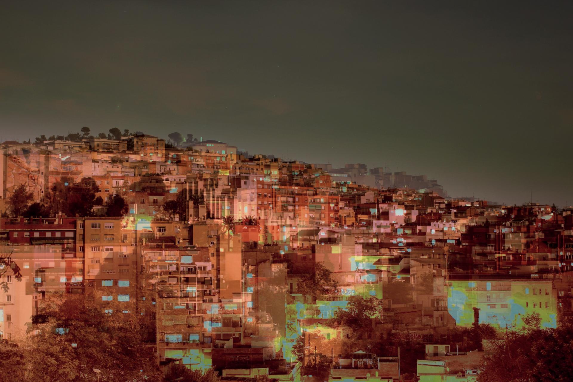 Barcelone ville lumière
