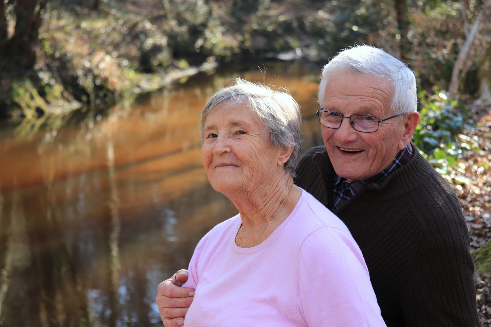 60 ans après leur rencontre ...