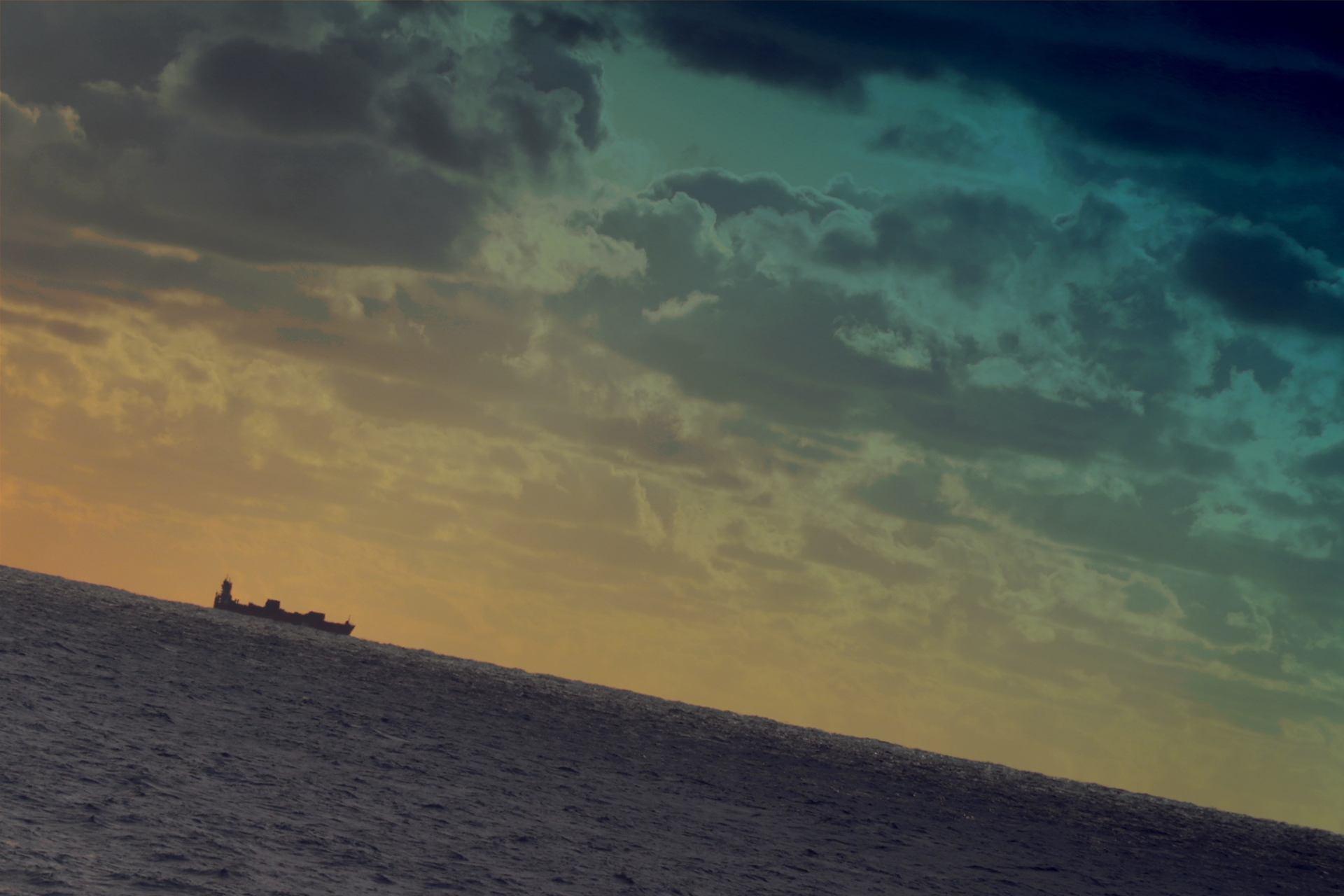 Pour faire descendre les bateaux, il suffit de pencher l'océan