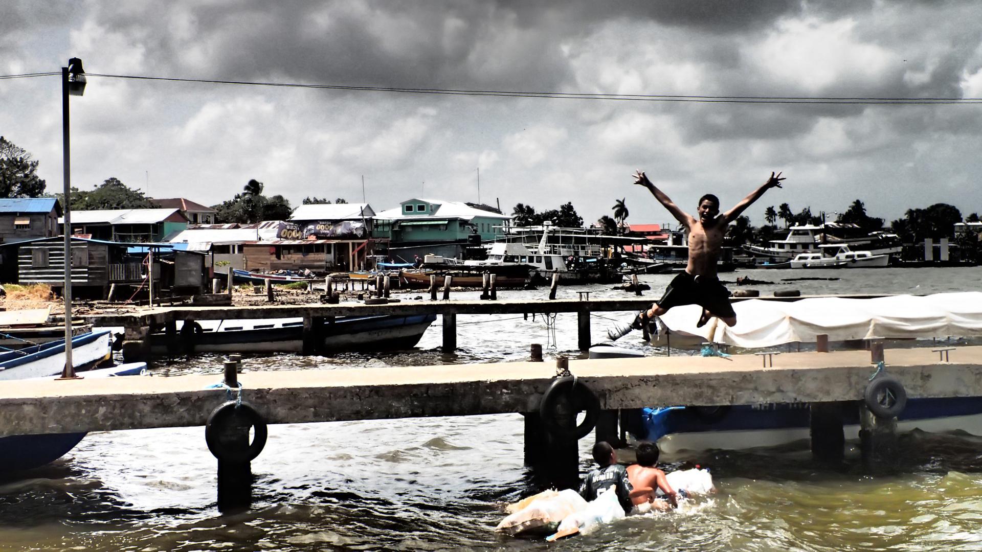 Bahia de Bluefields - Nicaragua