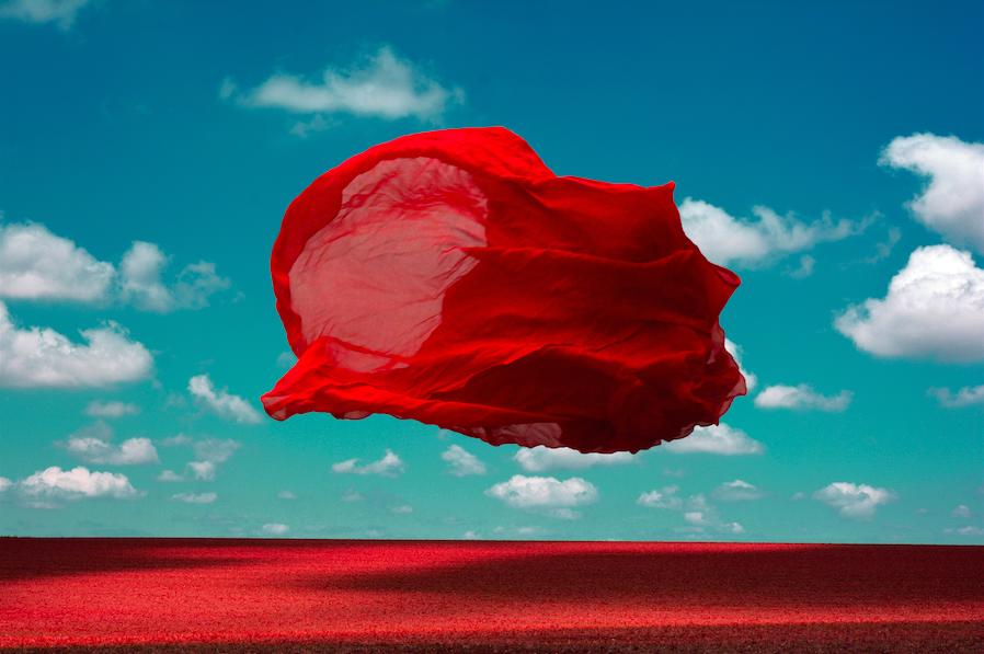 la tornade rouge