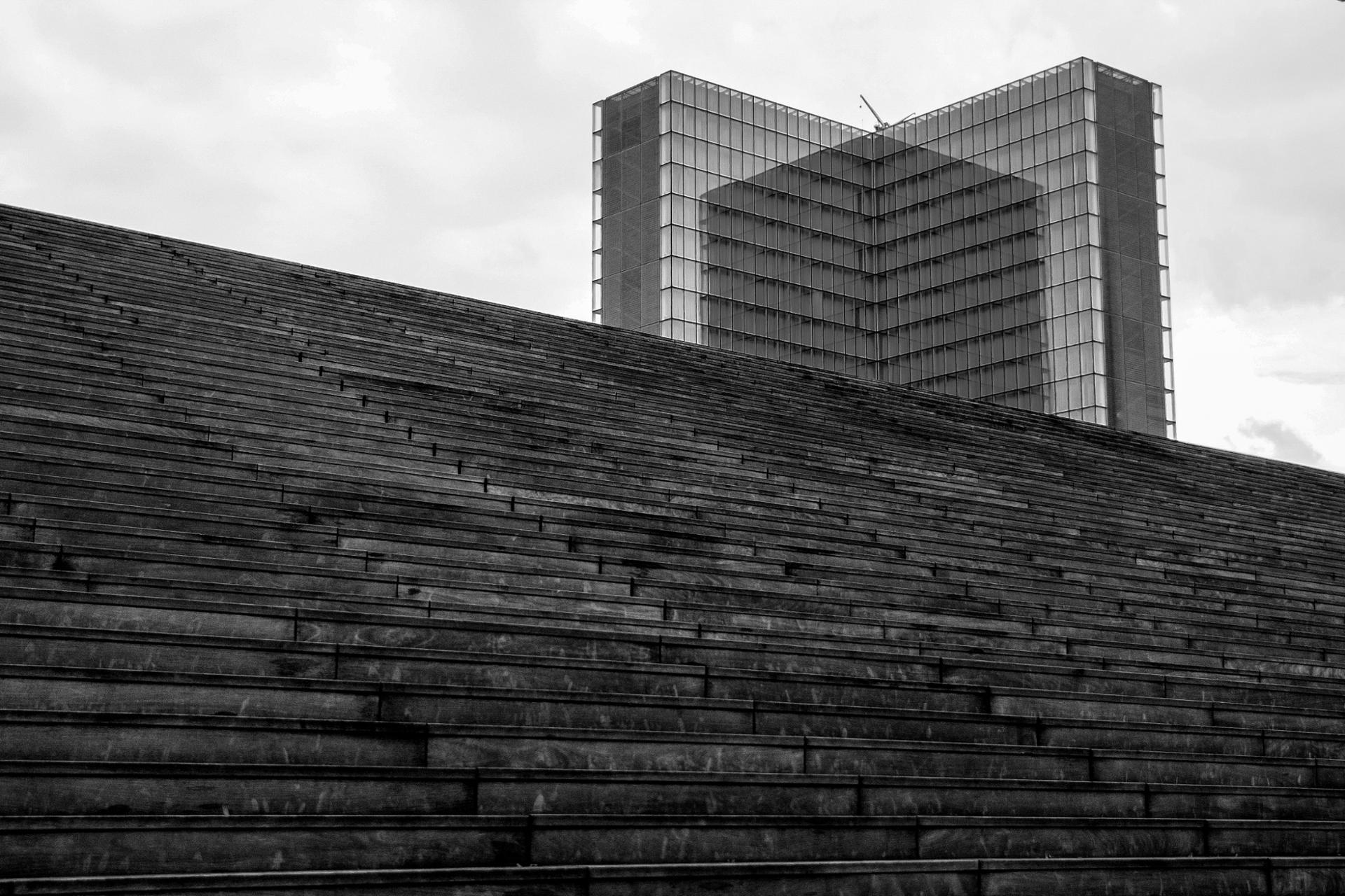 Escaliers vers la culture