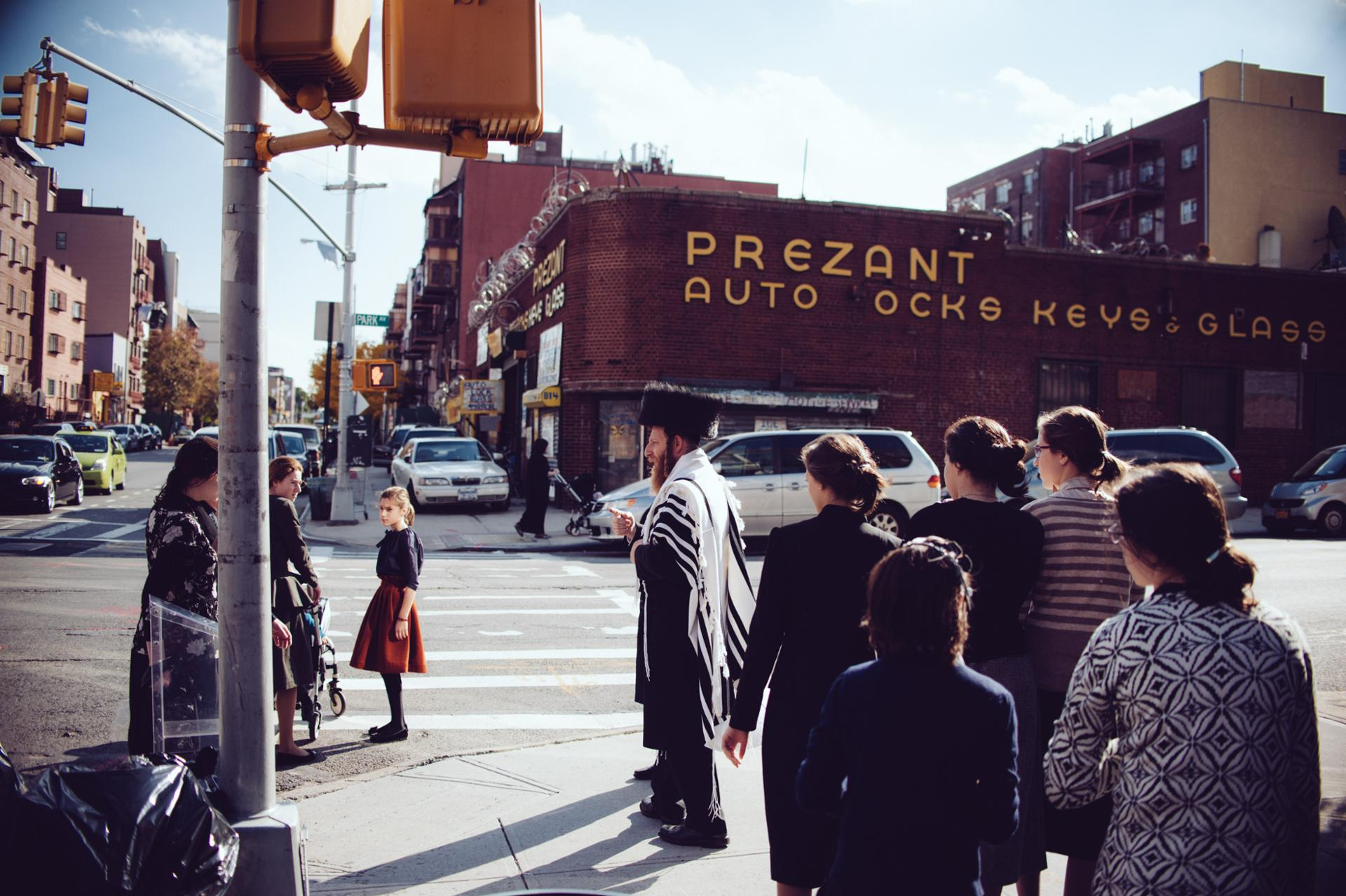 Beacon of light. Brooklyn 2014