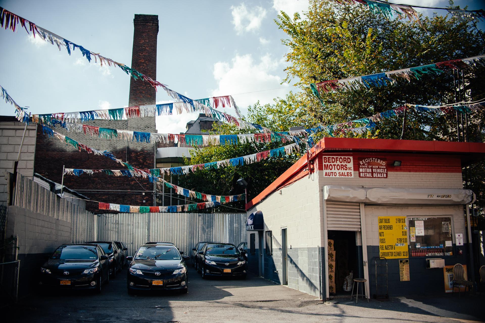 Car dealer NYC