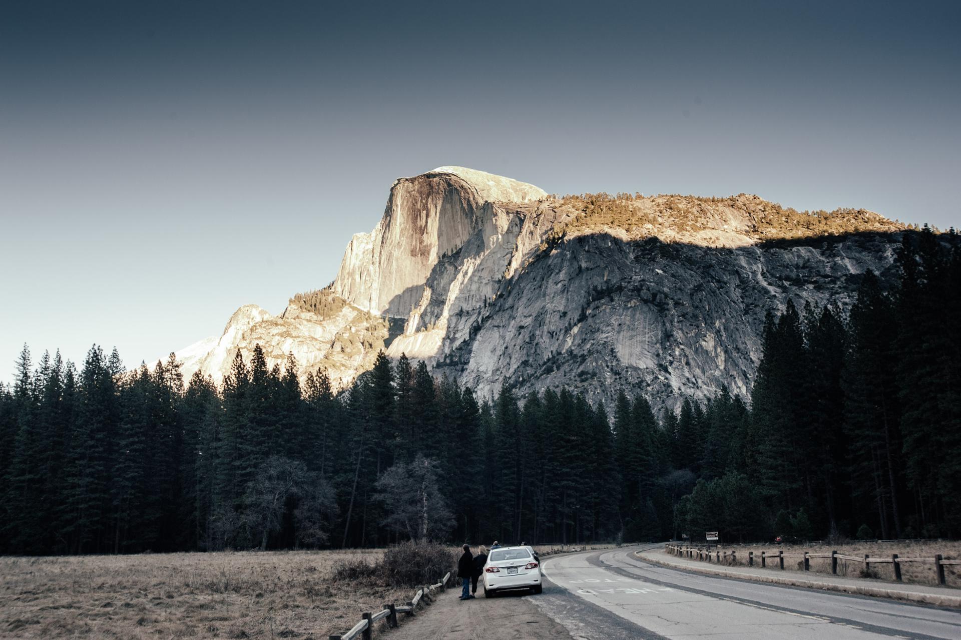 El Capitain, Yosemite
