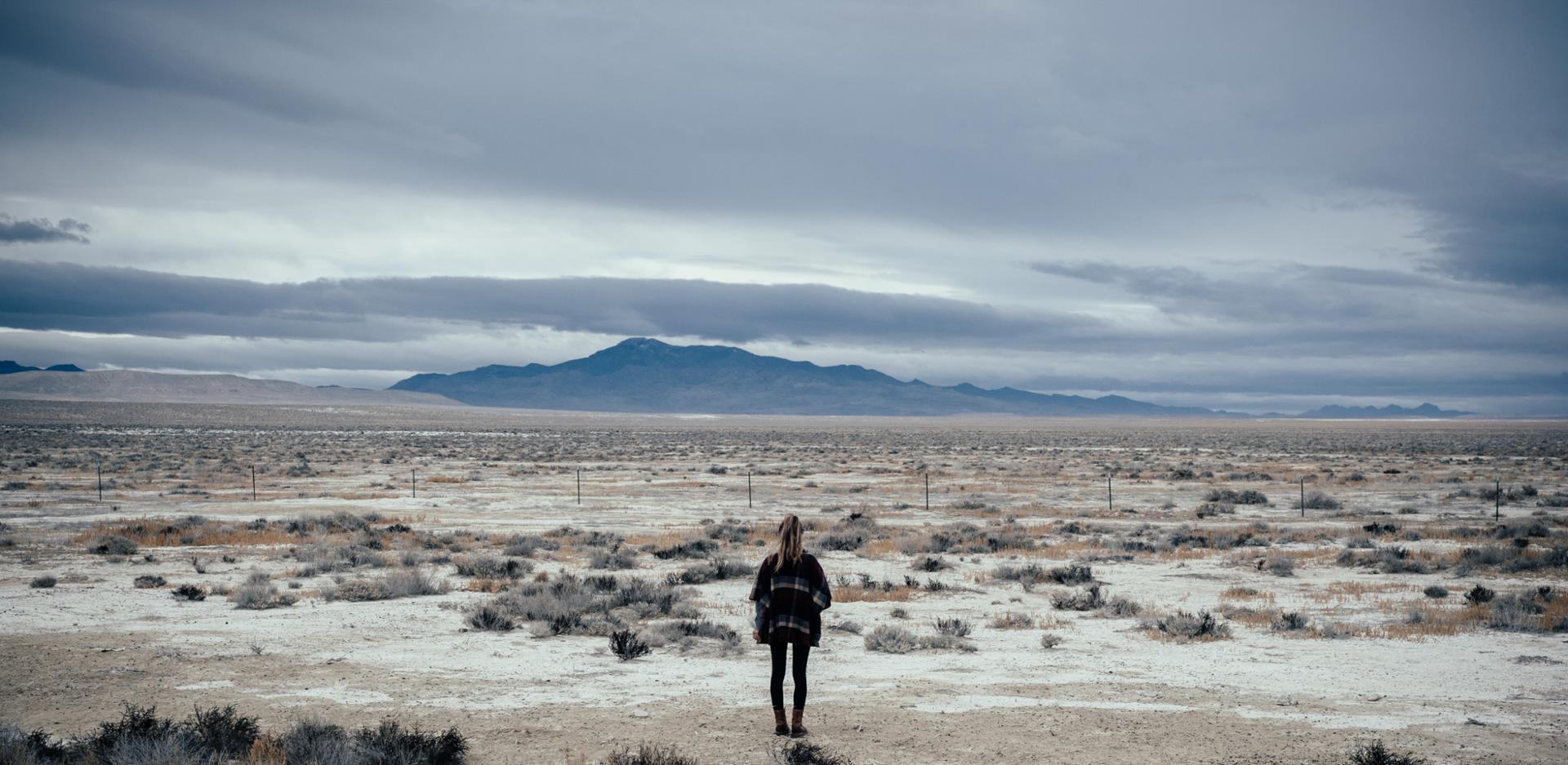 Desert du Nevada