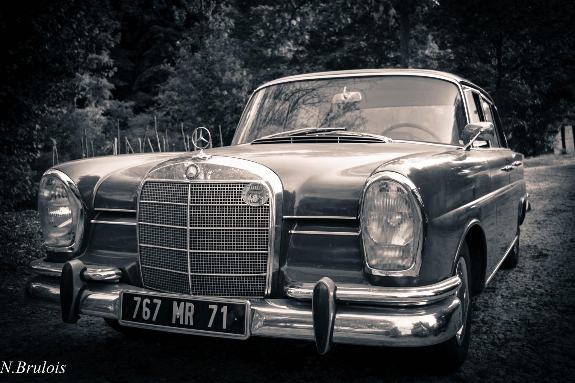 Charmante Mercedes