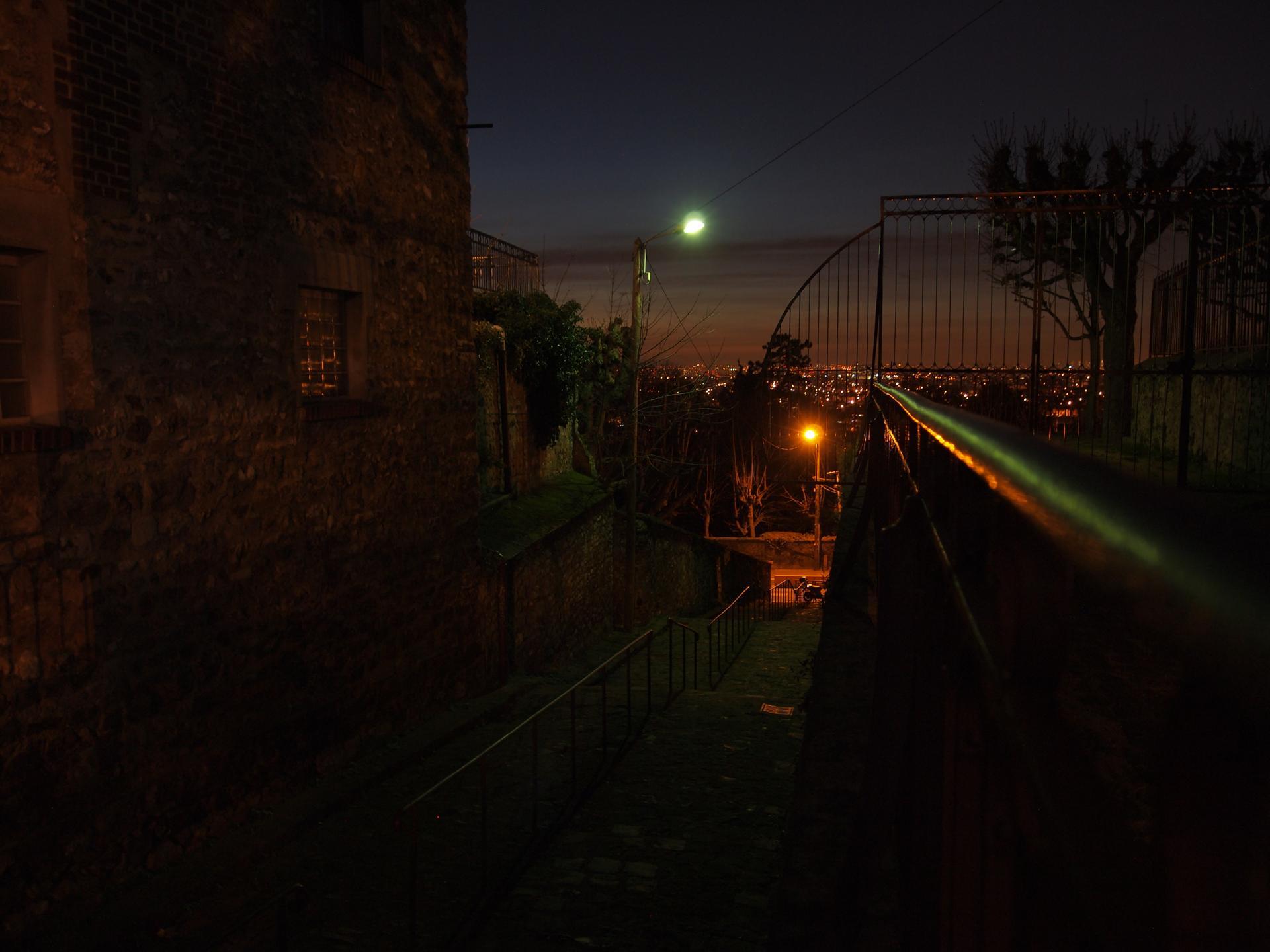 Les lumières de ma nuit, 3.