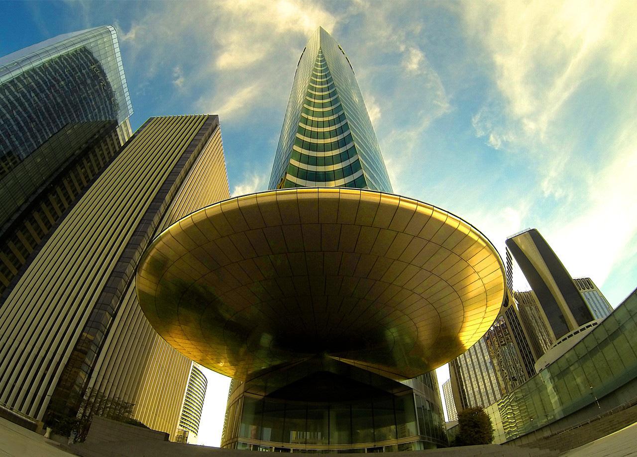 U.F.O Tower