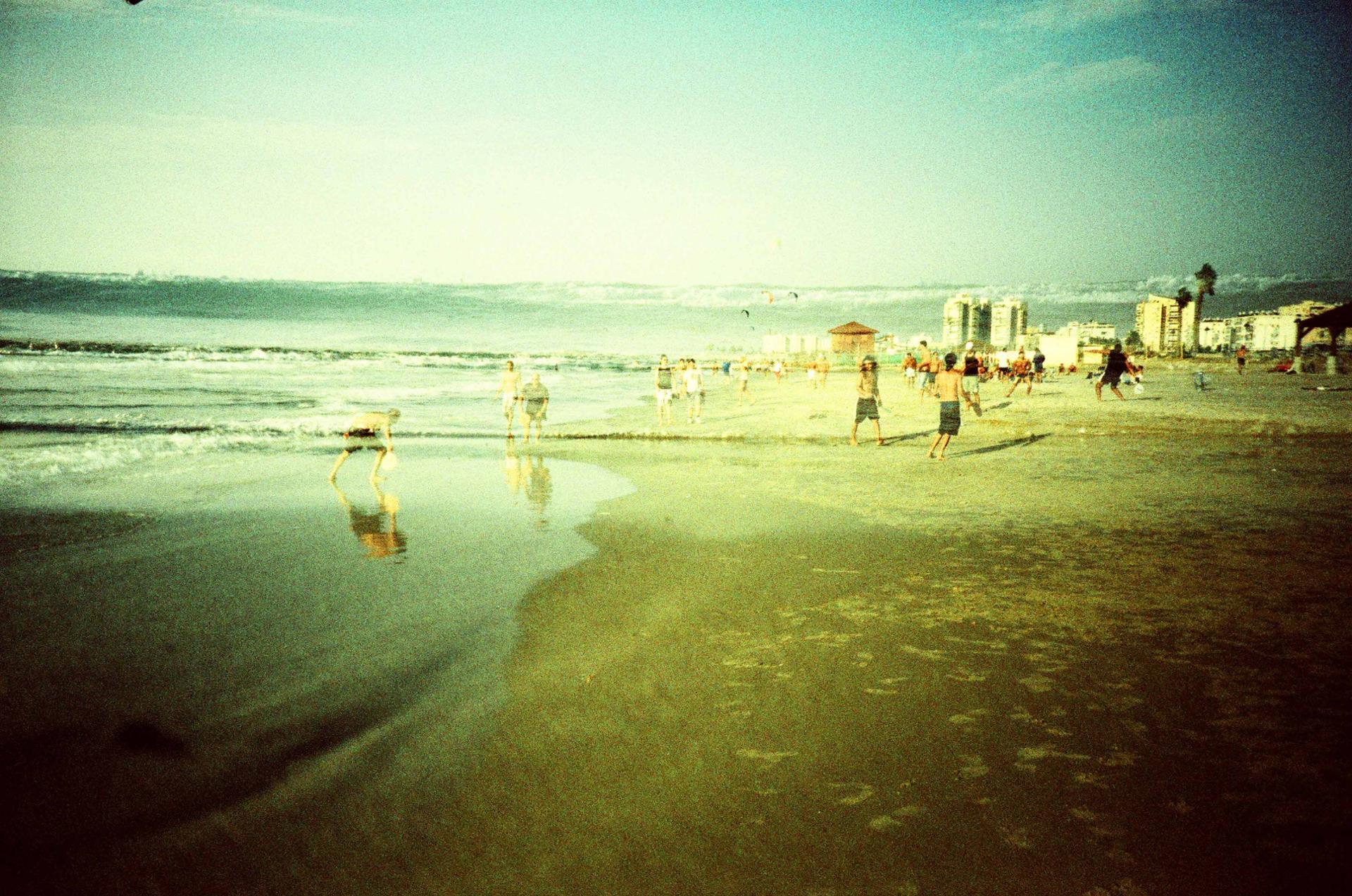 Beach double