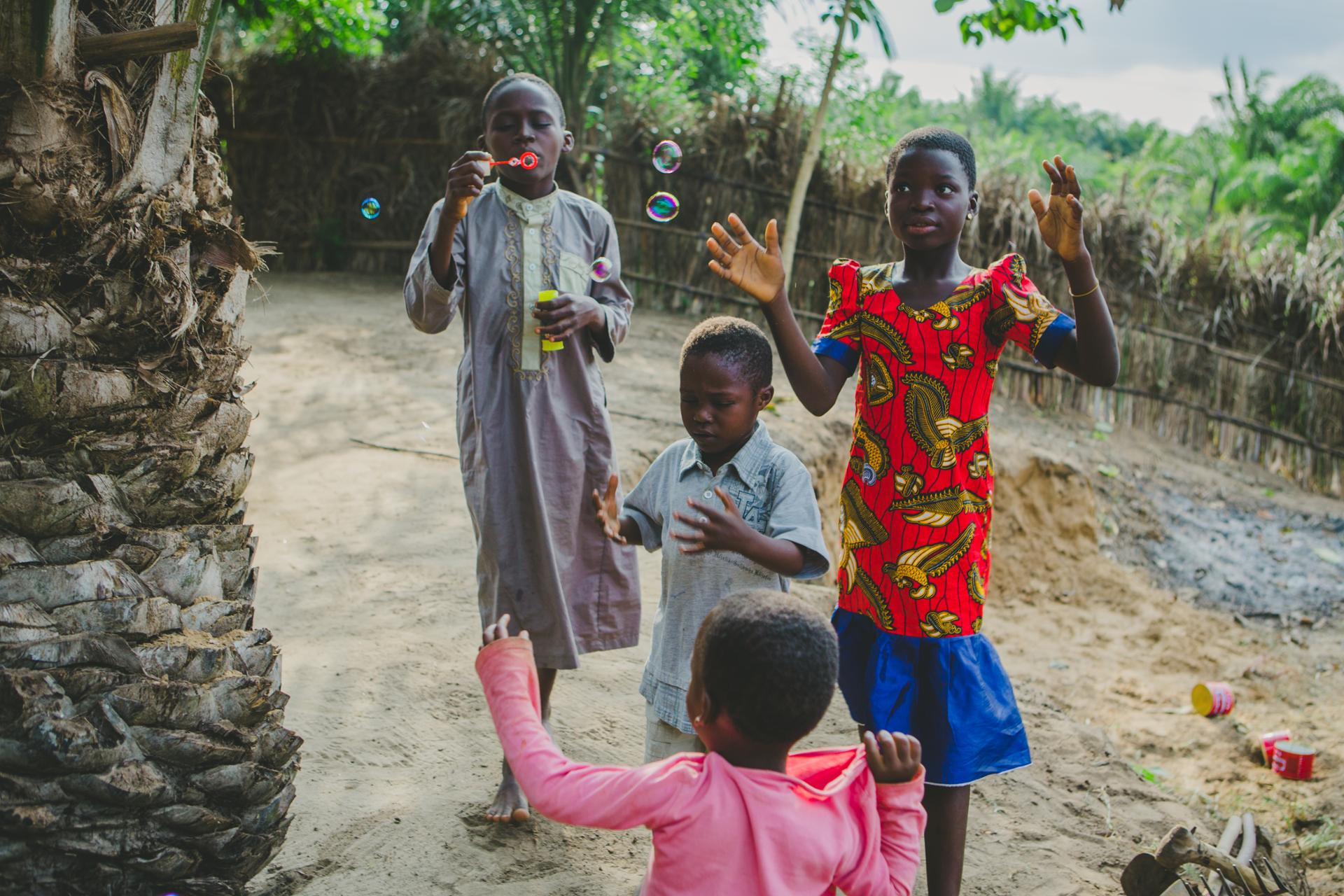 Orphelinat de Lokossa . Bénin