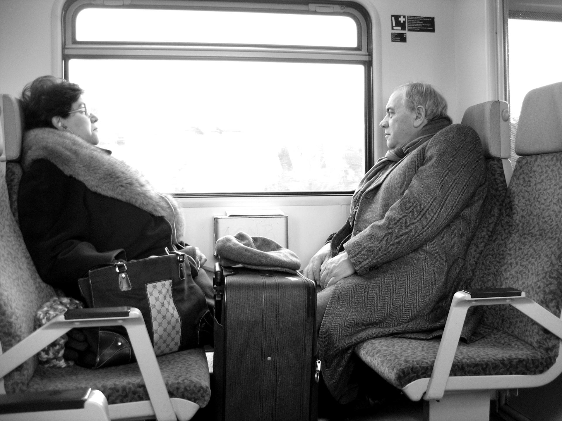 Un homme et une femme !
