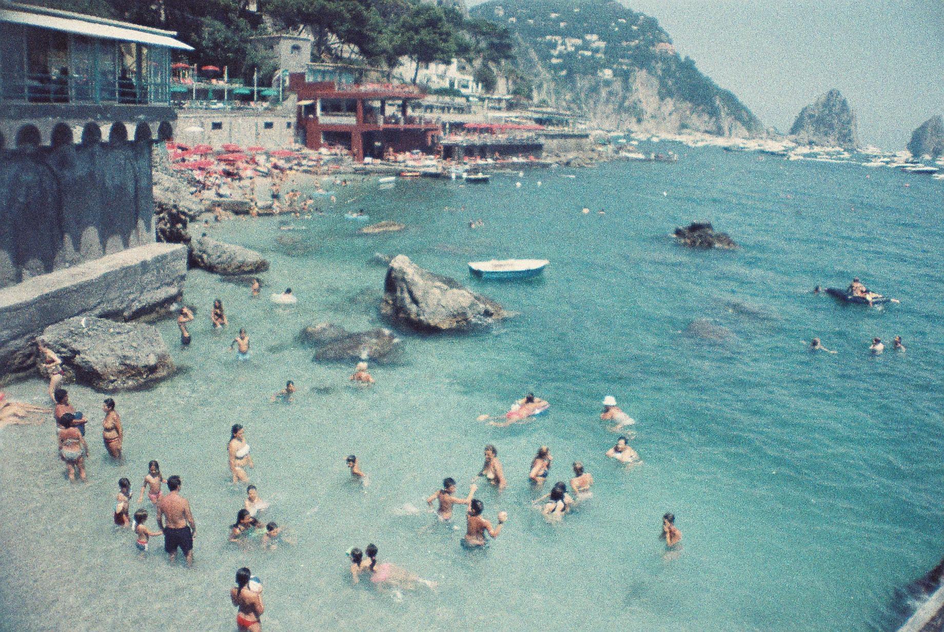 Plage de Capri