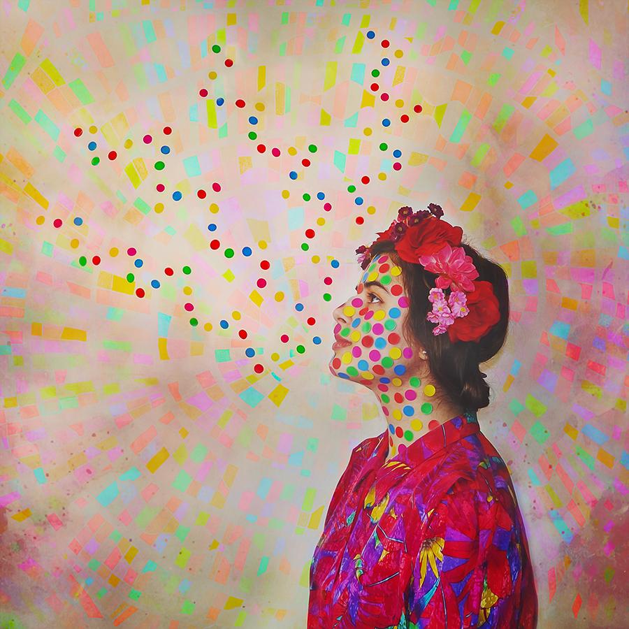 Rêve ta vie en couleur...