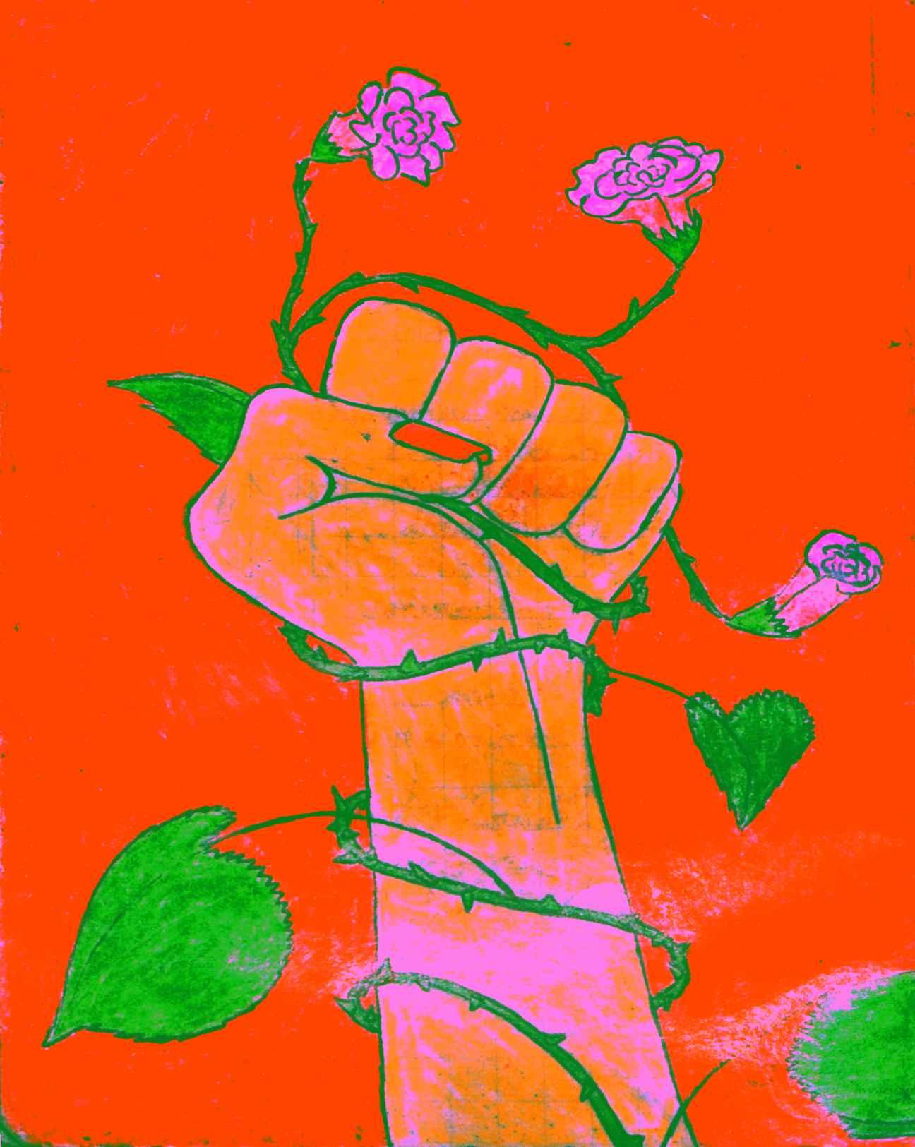 """Bientôt, fleurit le charme d'un monde intitulé """"la révolution"""""""