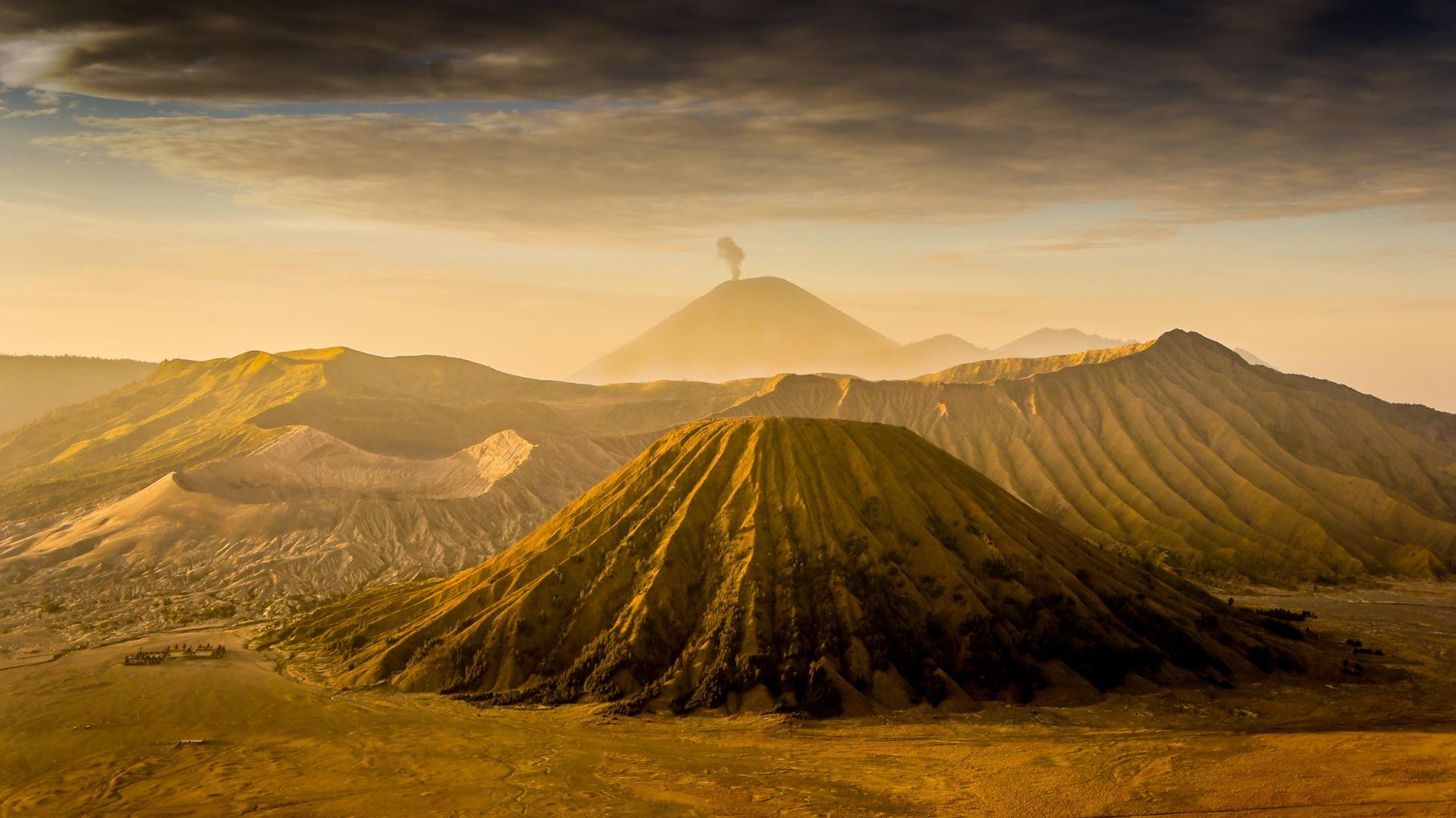 Alignement volcanique