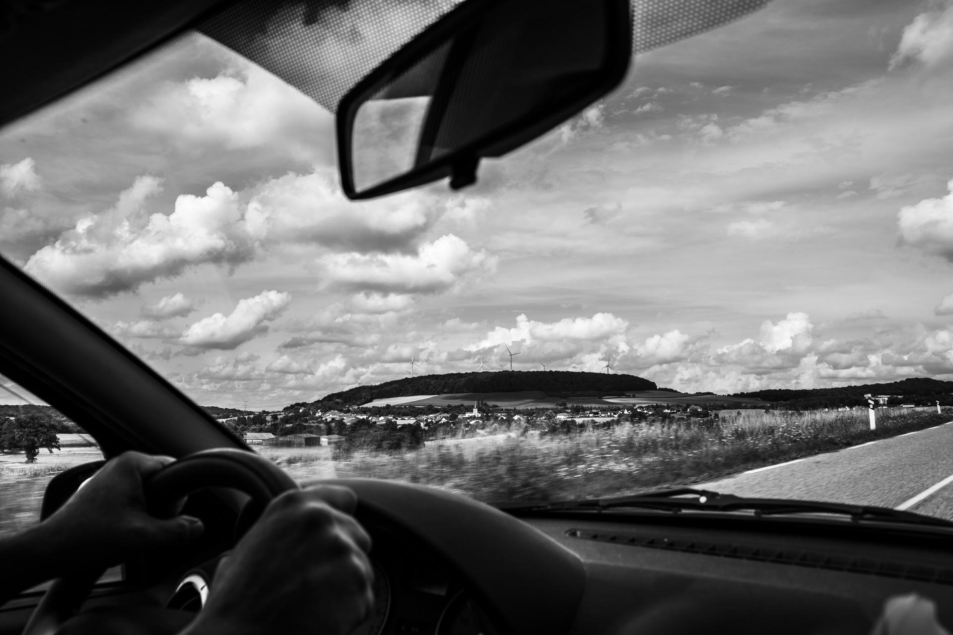 Sur la route **