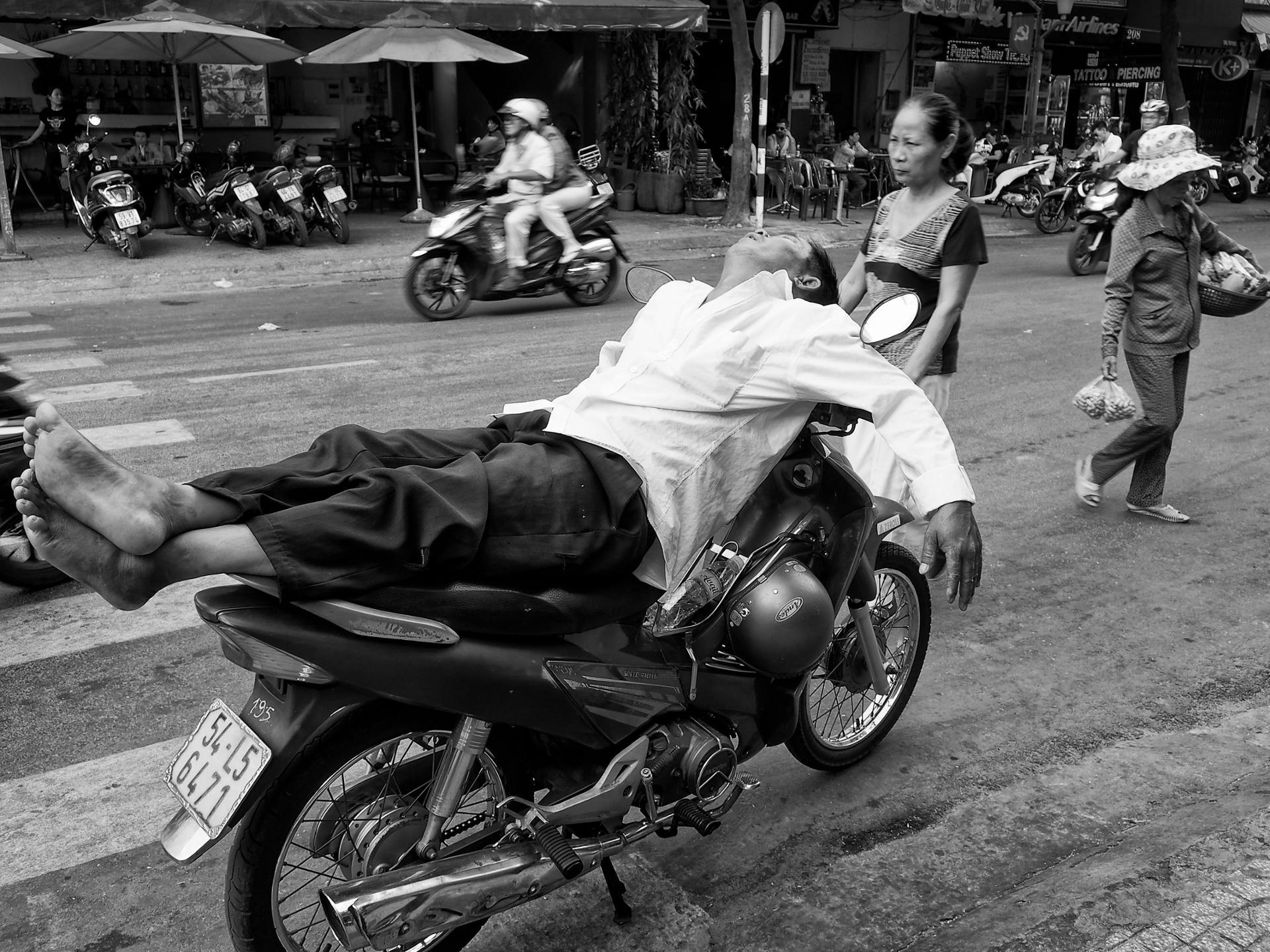 Ho Chi Minh, Vietnam, 2015