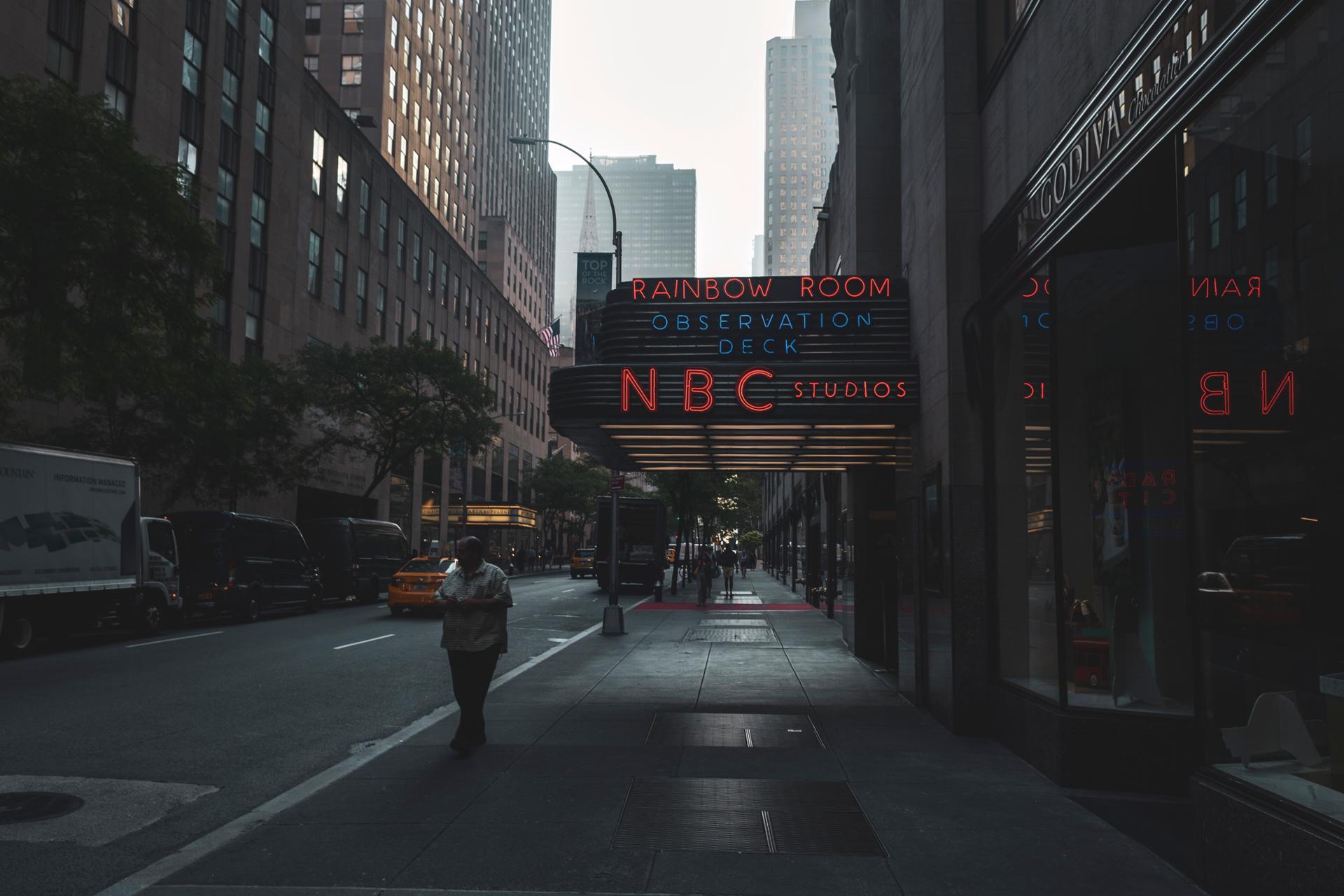 Un matin à New York