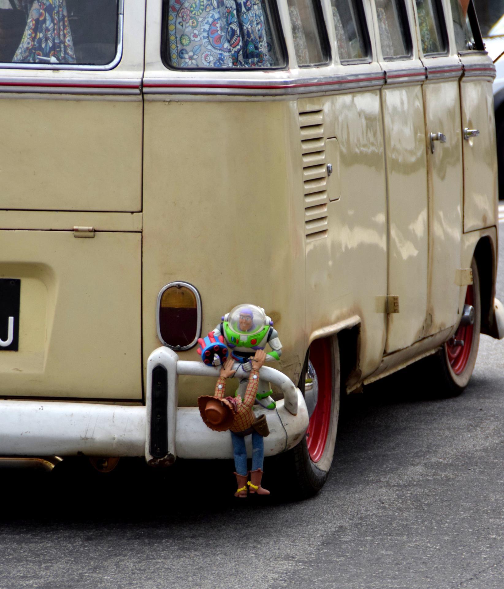 Tiens bon Woody !
