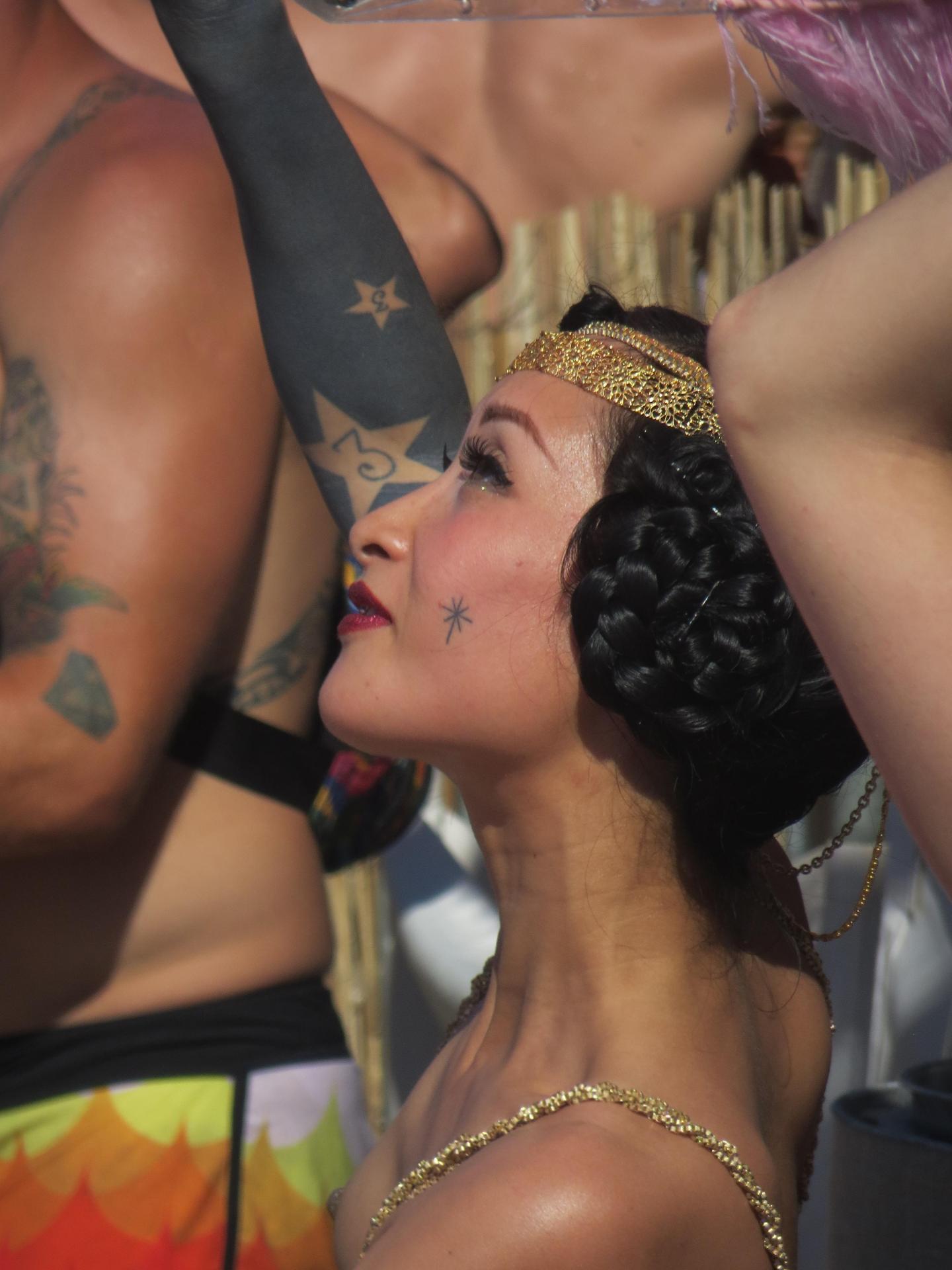 Sun dance II, Calvi 2014