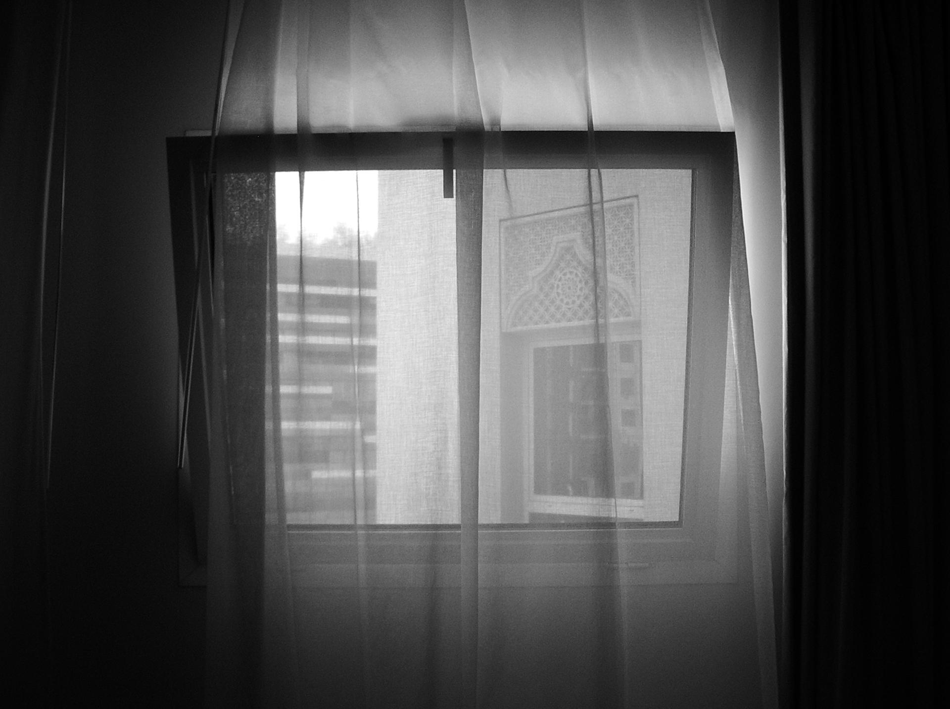 Hotel life - From my window - Doha