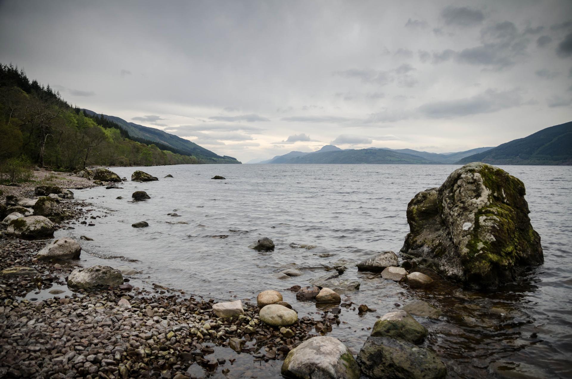 Ecosse - Loch Ness