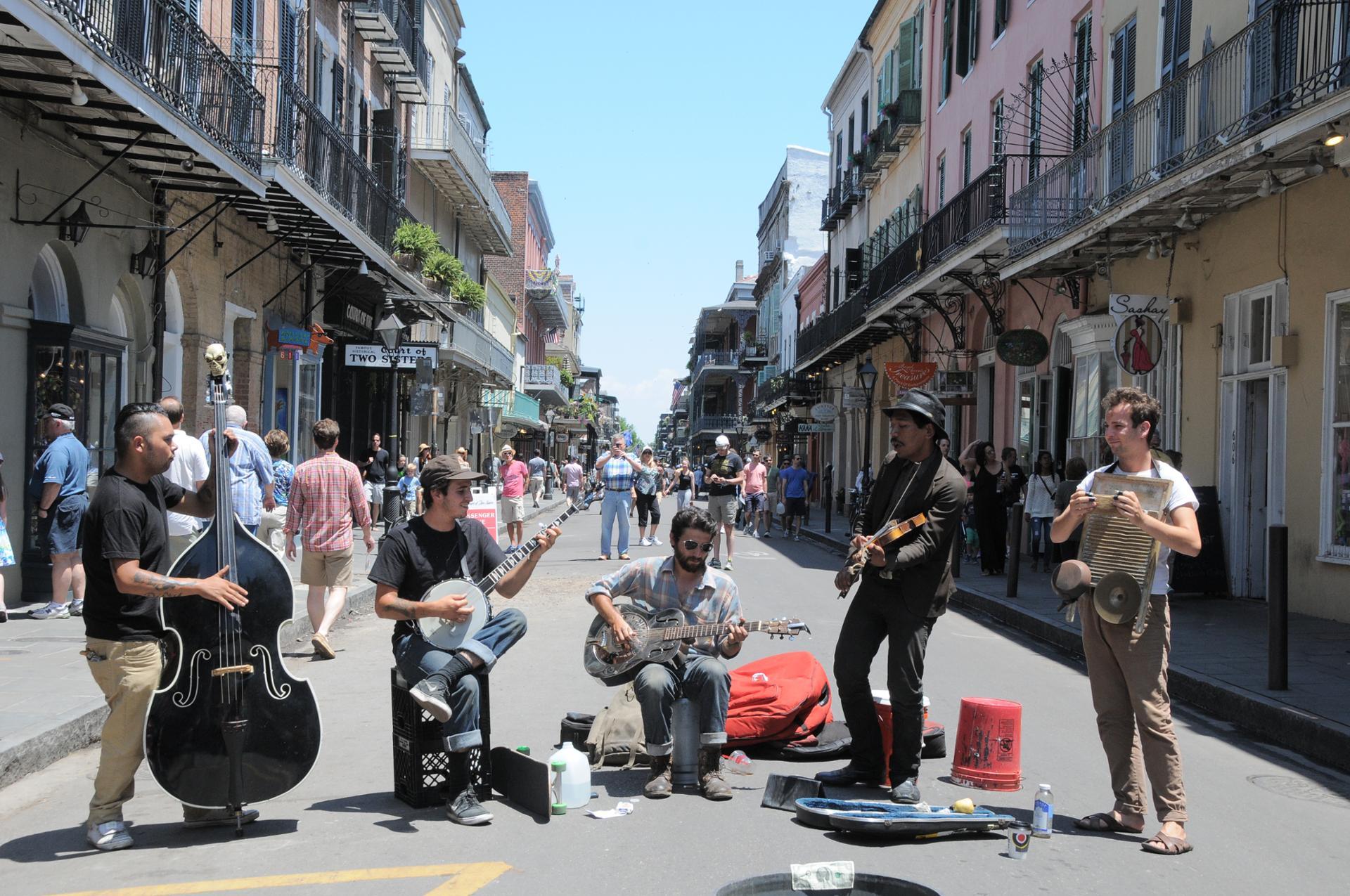 Musiciens de rue Cajuns NO.JPG