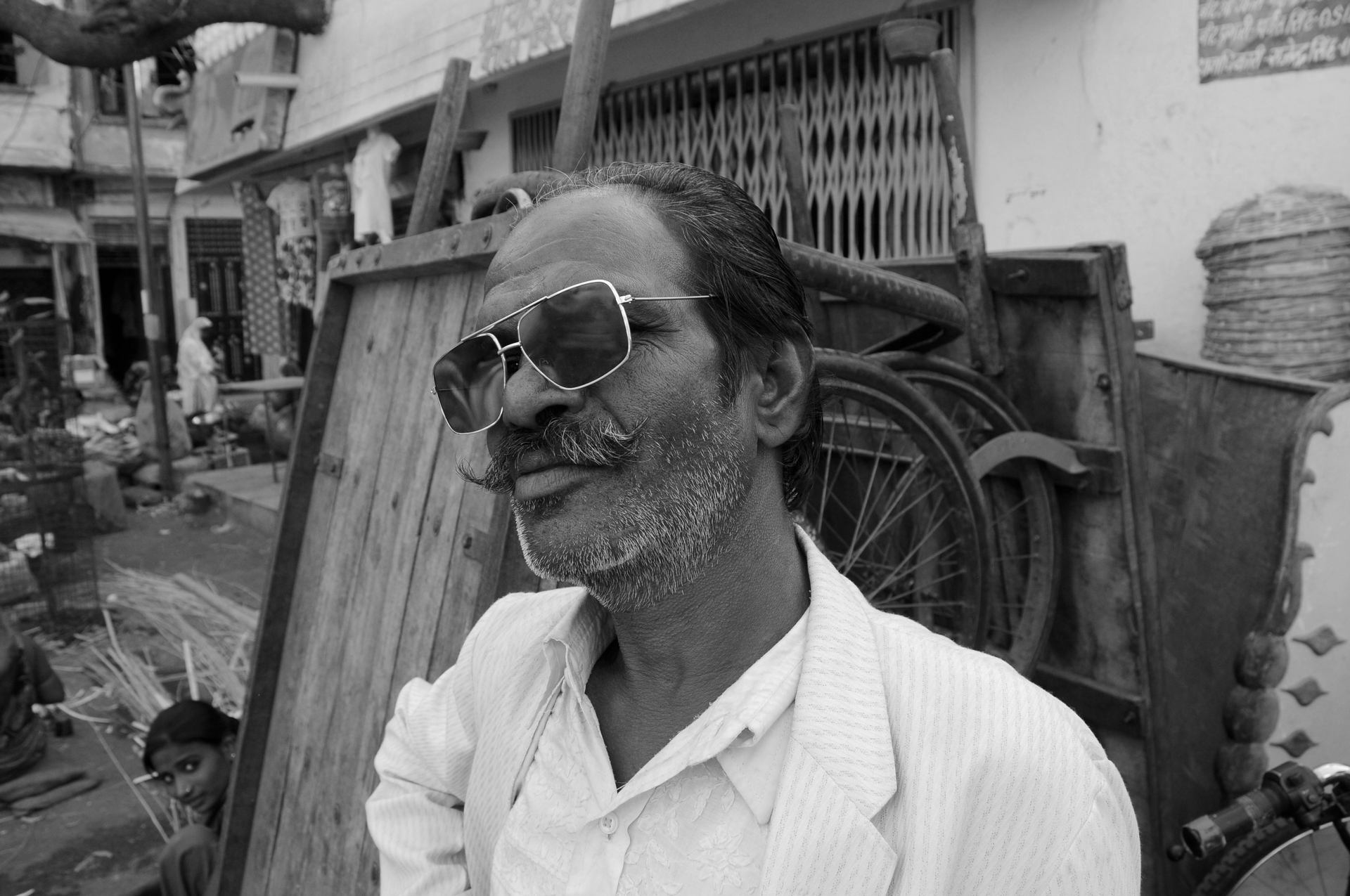 Marchand  - Udaïpur- Inde.JPG