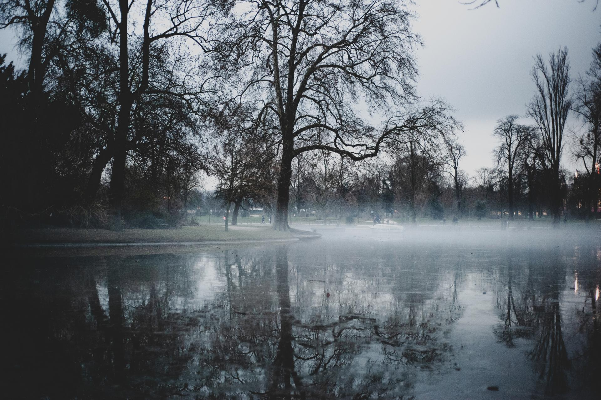 Brouillard Glacé