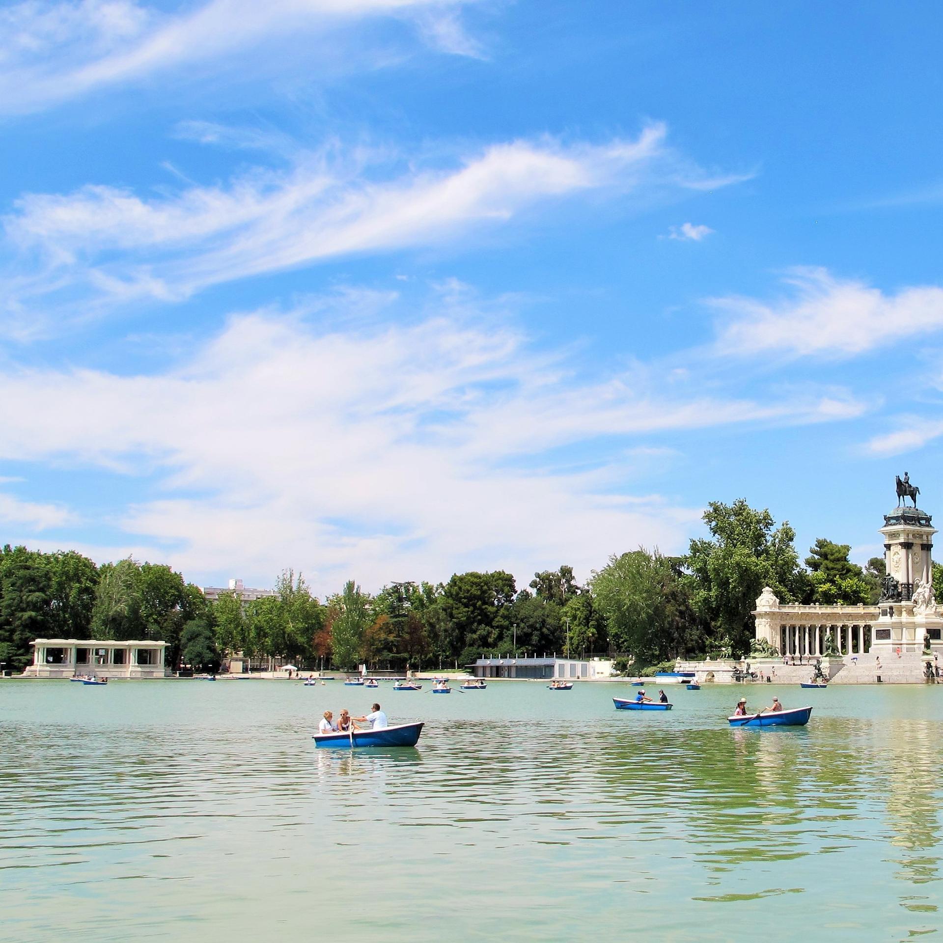 Ciel de Madrid